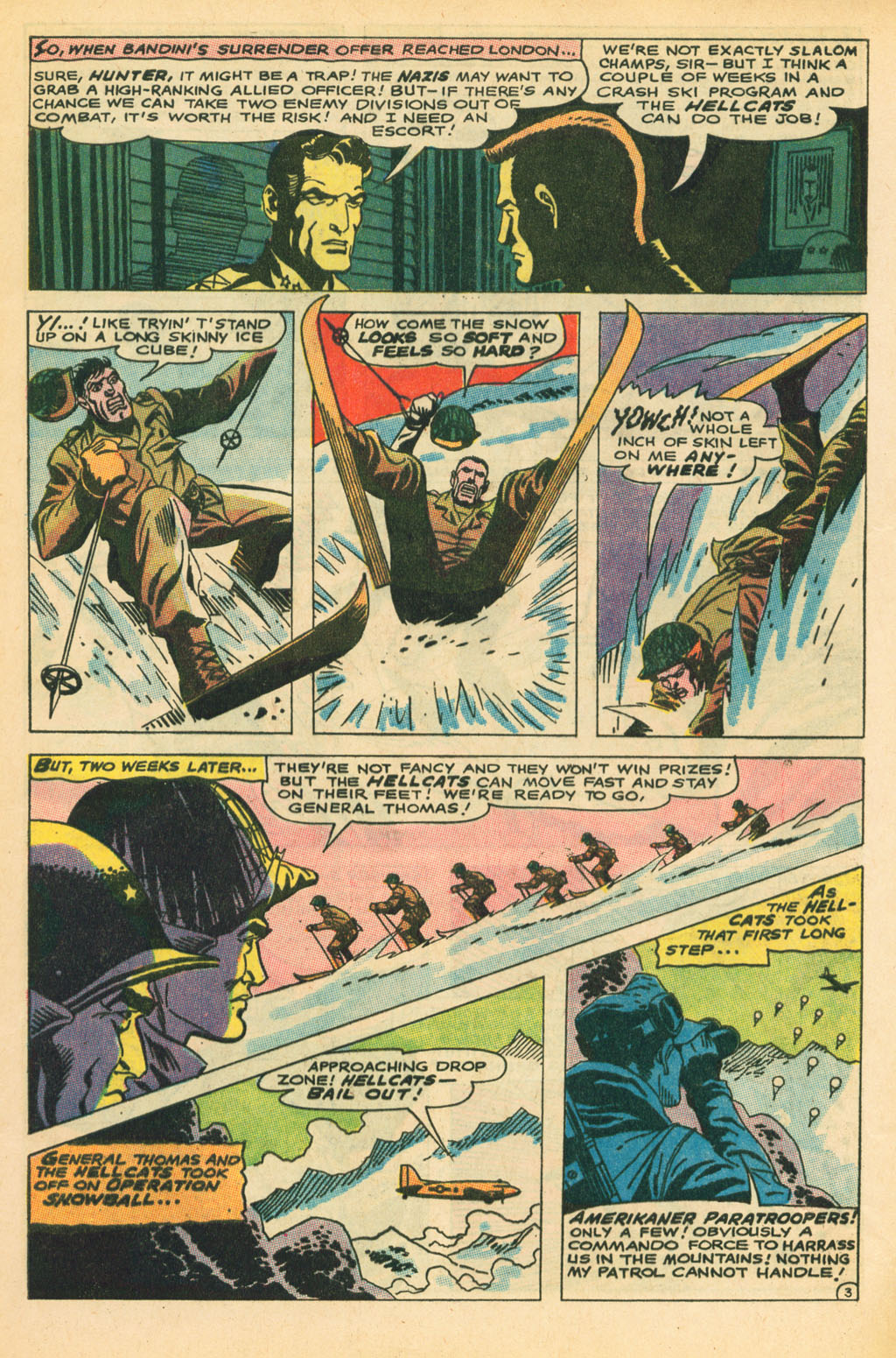 Our Fighting Forces (1954) issue 110 - Page 5