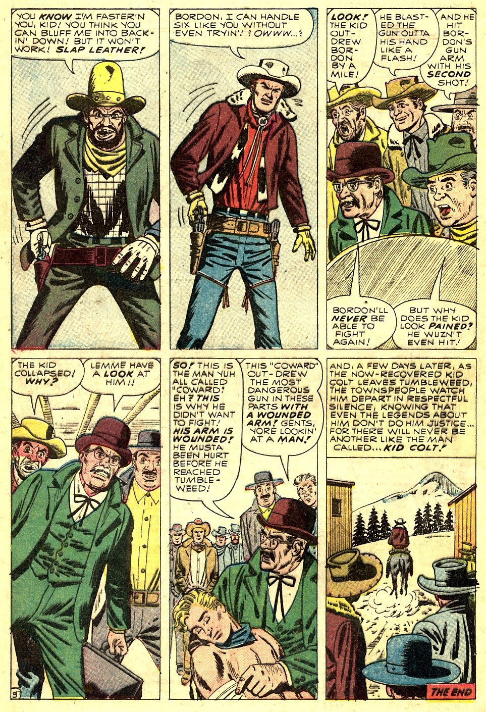 Kid Colt Outlaw issue 108 - Page 32