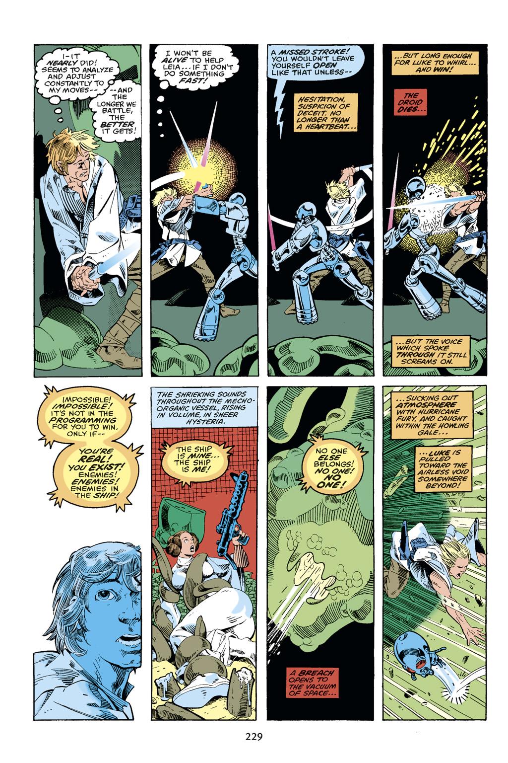 Read online Star Wars Omnibus comic -  Issue # Vol. 14 - 227