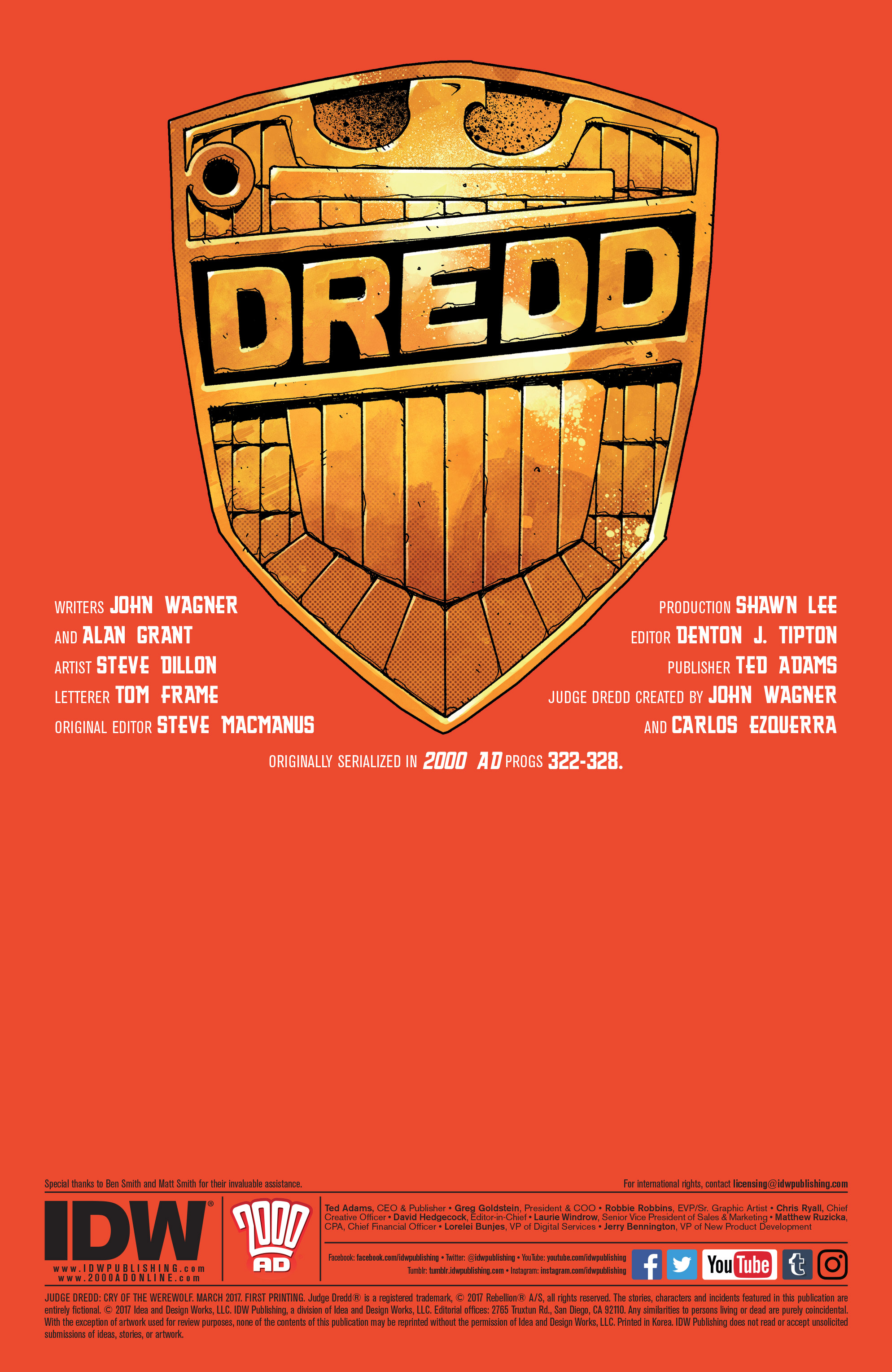 Read online Judge Dredd: The Blessed Earth comic -  Issue #2 - 27