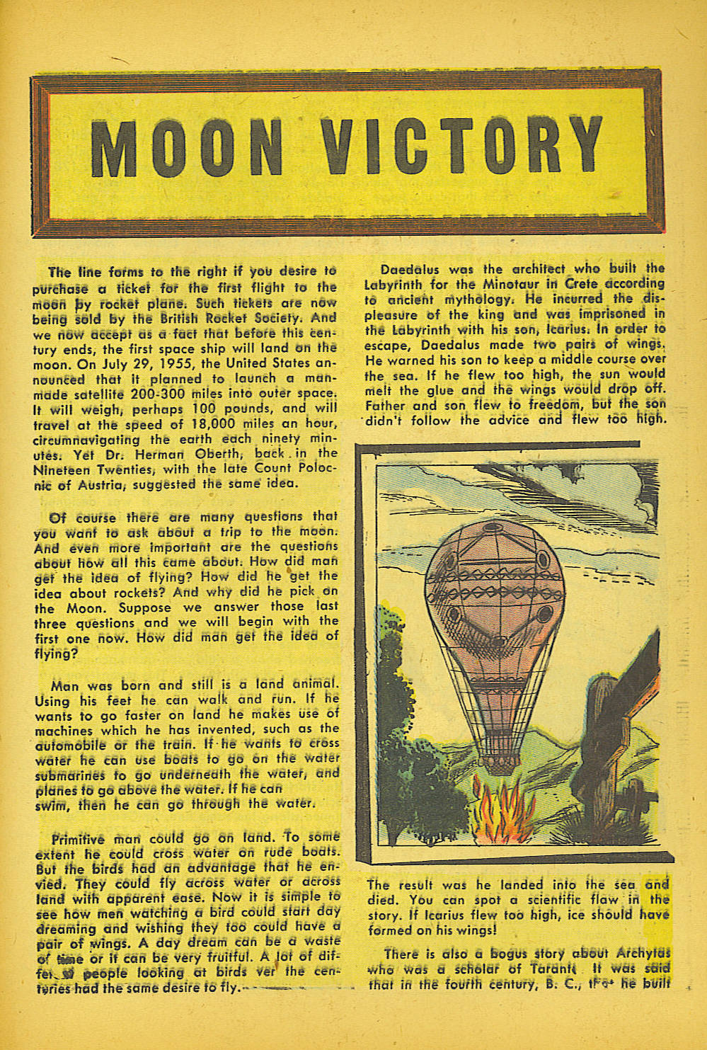Space Adventures (1952) issue 20 - Page 33