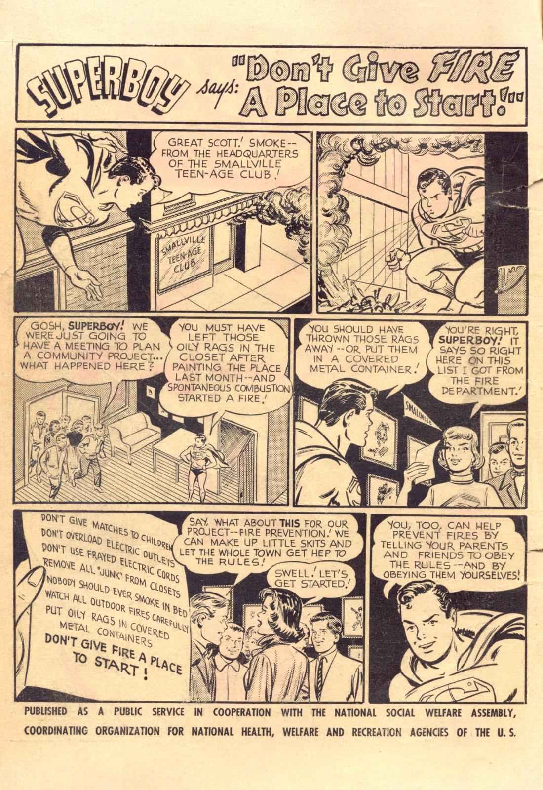 Read online Adventure Comics (1938) comic -  Issue #202 - 2