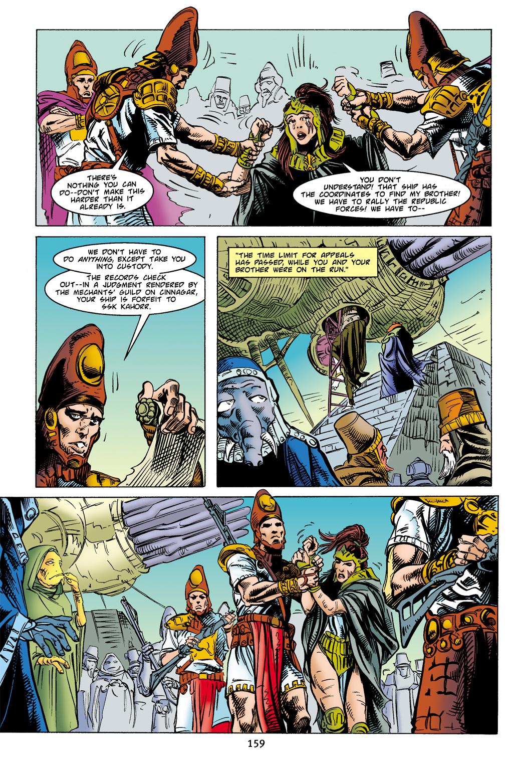 Read online Star Wars Omnibus comic -  Issue # Vol. 4 - 154