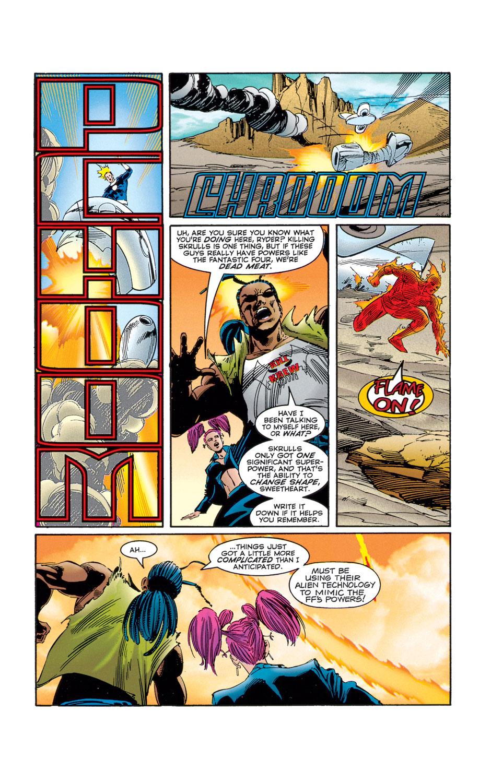 Read online Skrull Kill Krew (1995) comic -  Issue #4 - 10