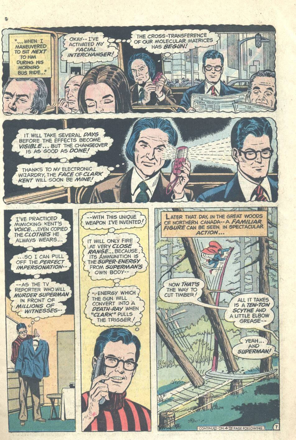 Read online Action Comics (1938) comic -  Issue #453 - 8