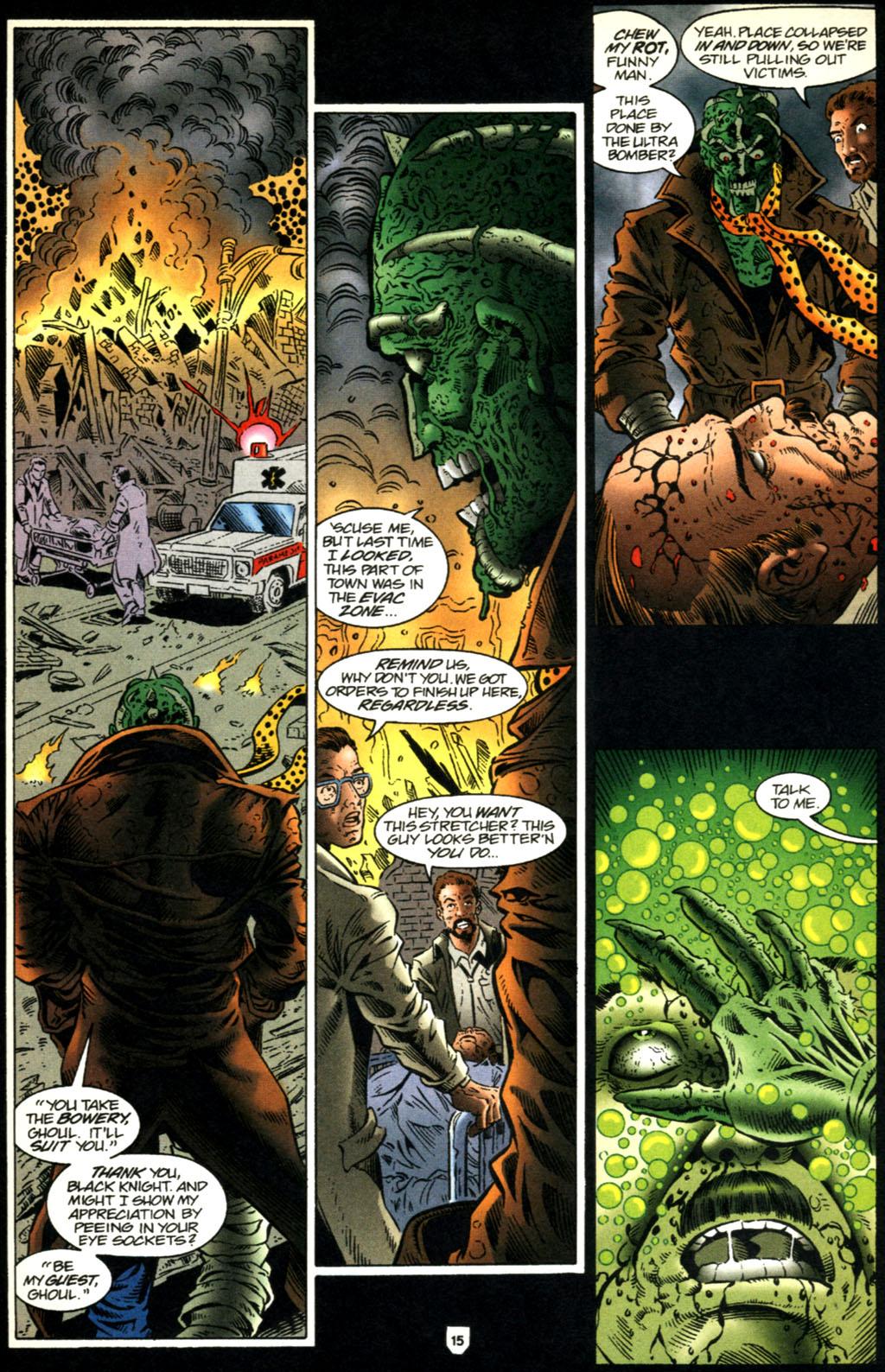 Read online UltraForce (1995) comic -  Issue #2 - 16