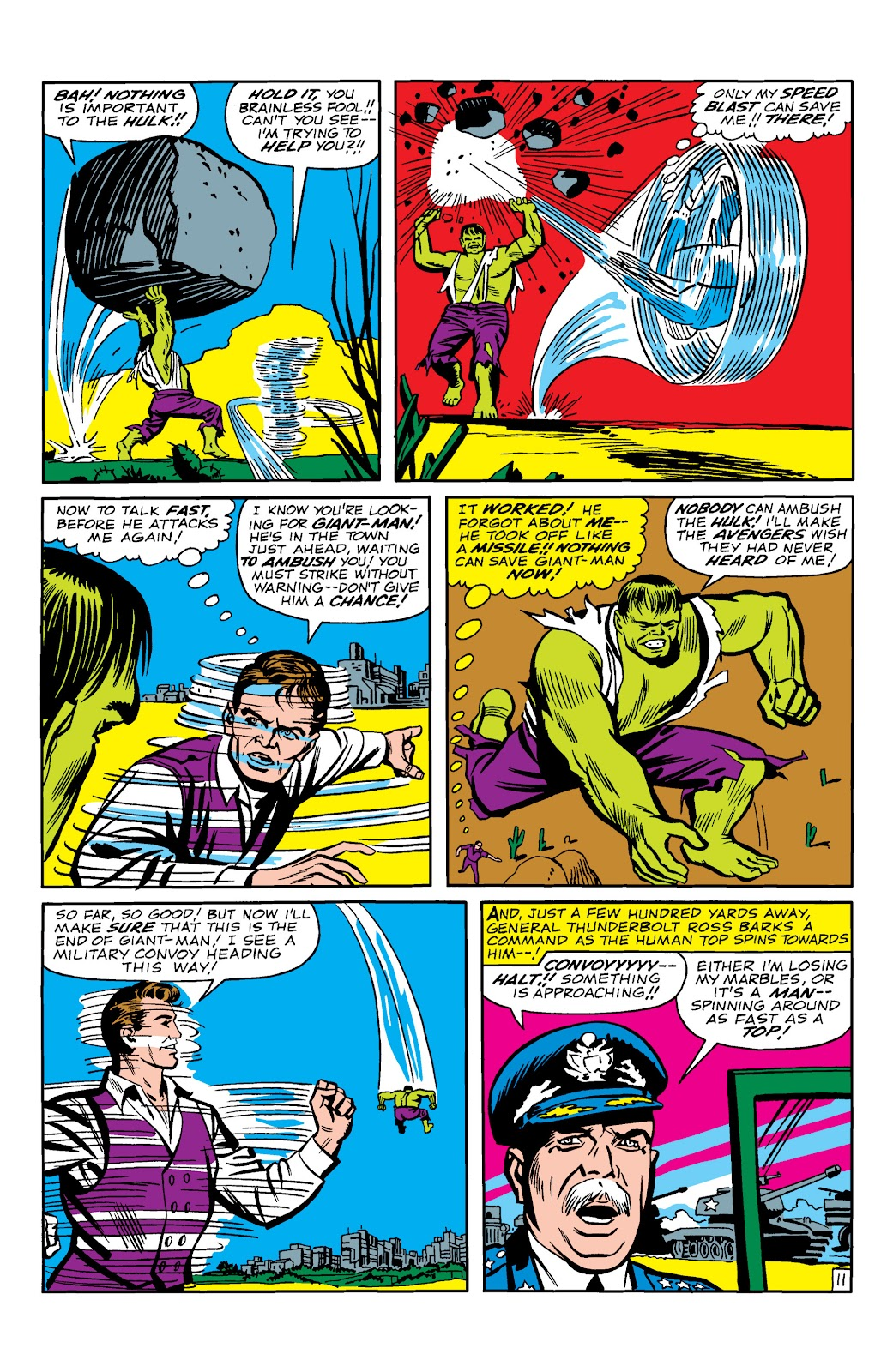 Read online Marvel Masterworks: The Incredible Hulk comic -  Issue # TPB 2 (Part 1) - 14