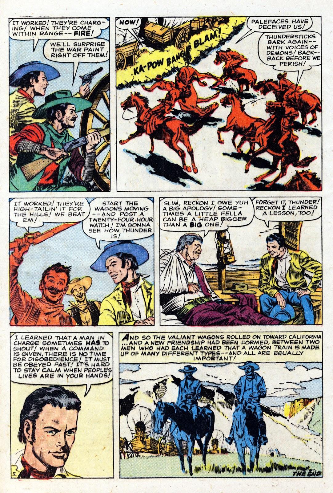 Gunsmoke Western issue 61 - Page 24