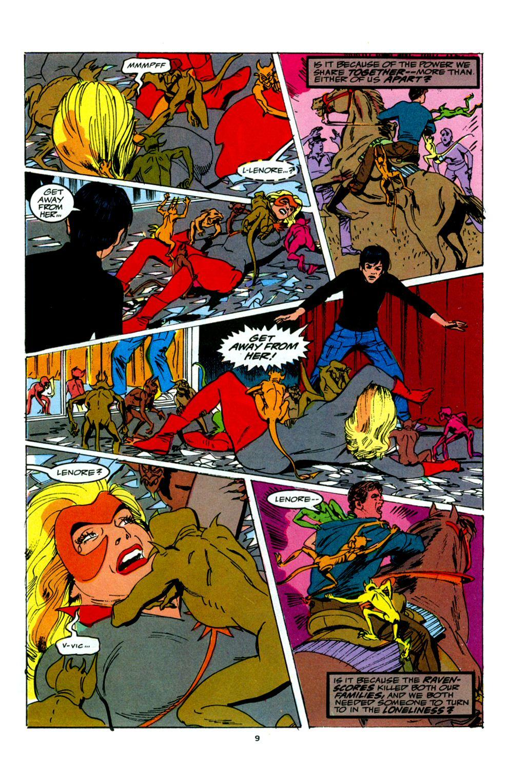 Read online Powerline comic -  Issue #6 - 11