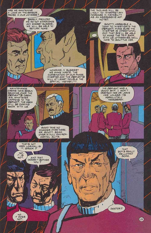 Read online Star Trek (1989) comic -  Issue # _Special 2 - 24