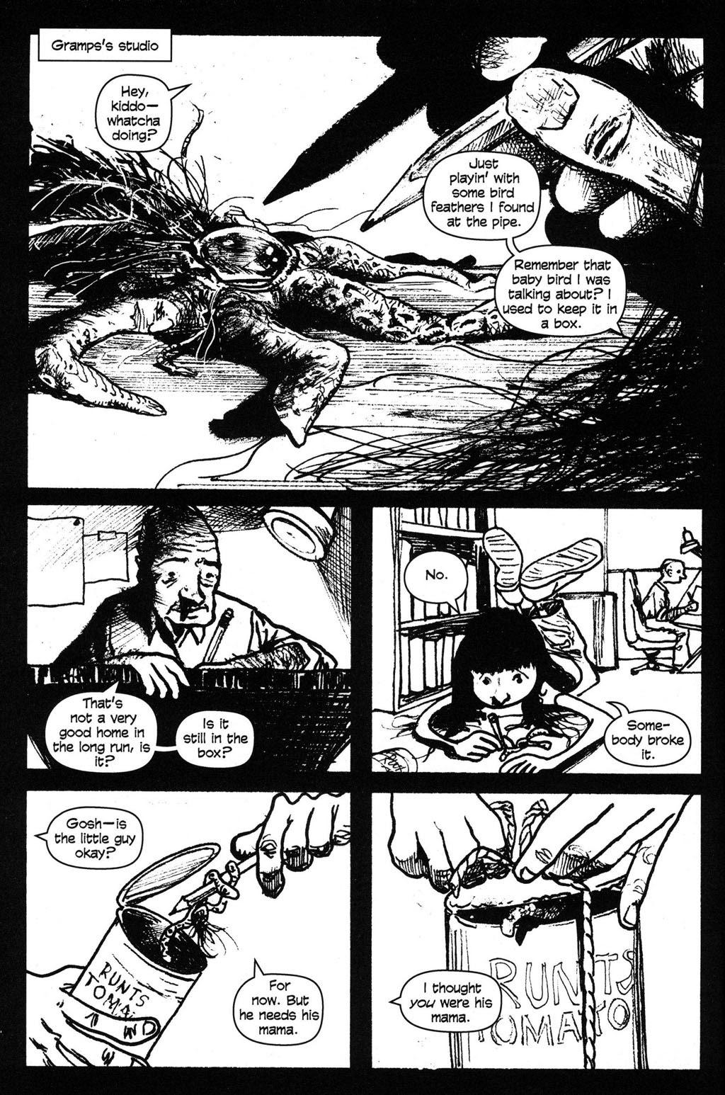 Read online Ojo comic -  Issue #5 - 8