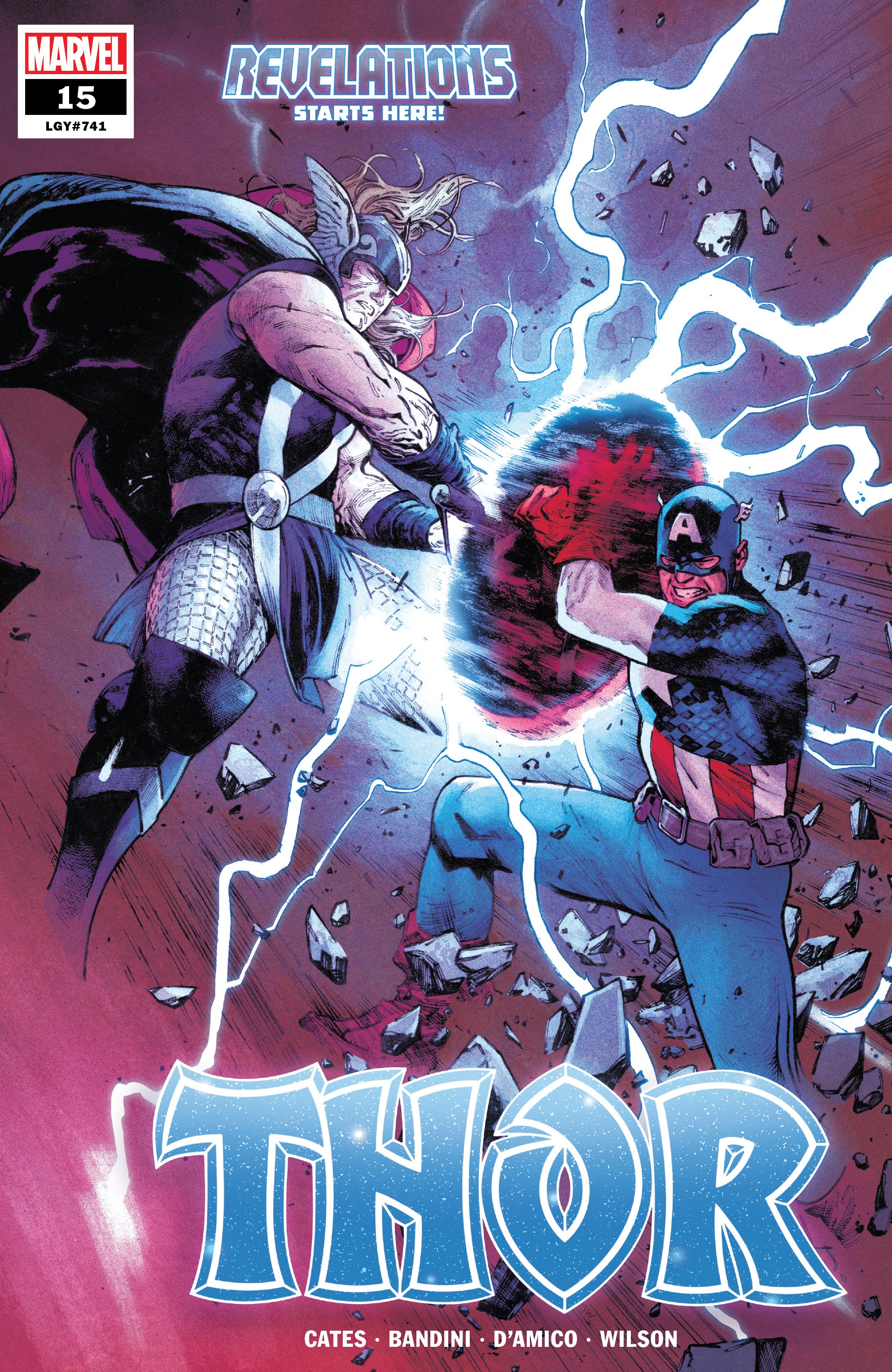 Thor (2020) 15 Page 1