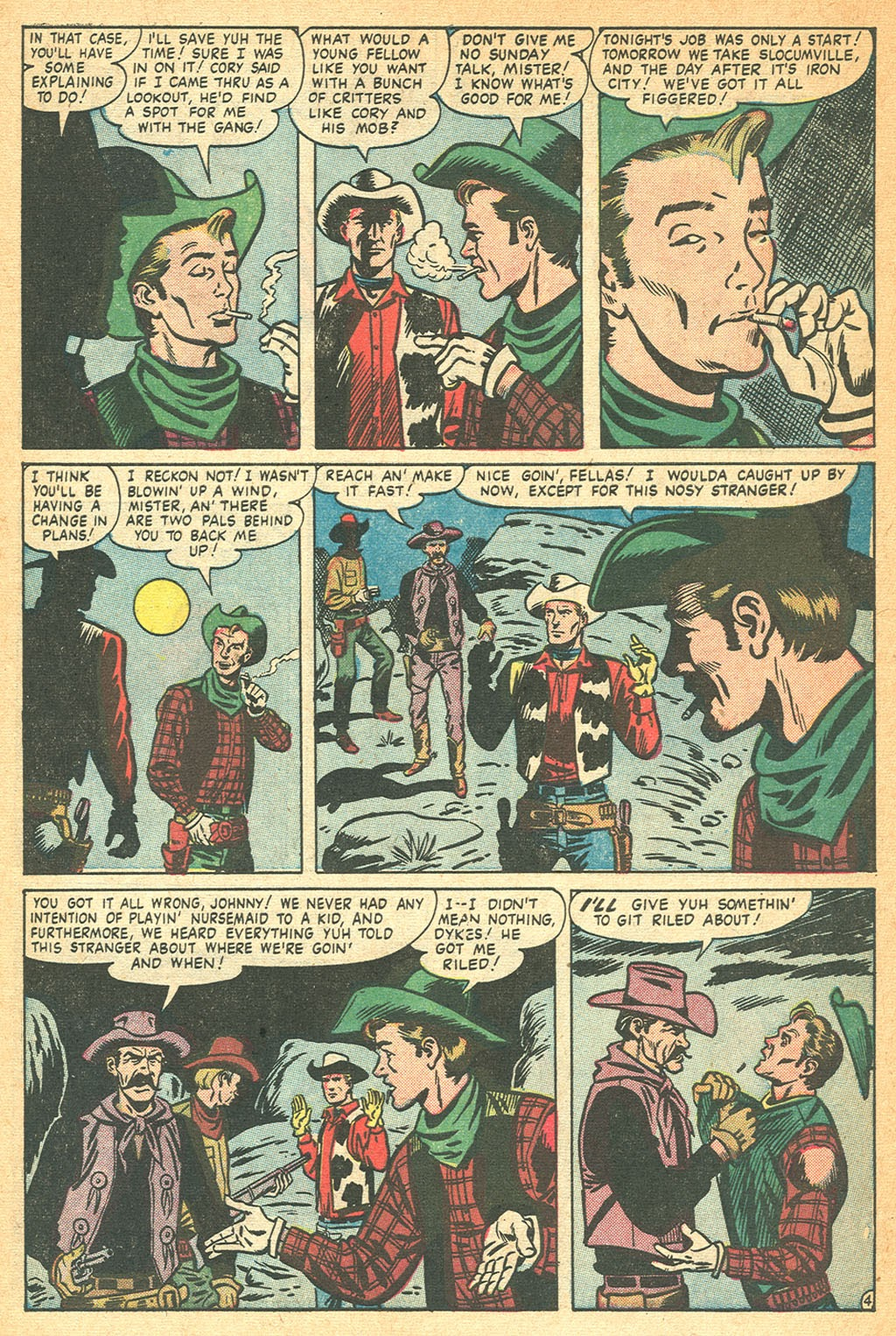 Kid Colt Outlaw issue 53 - Page 6