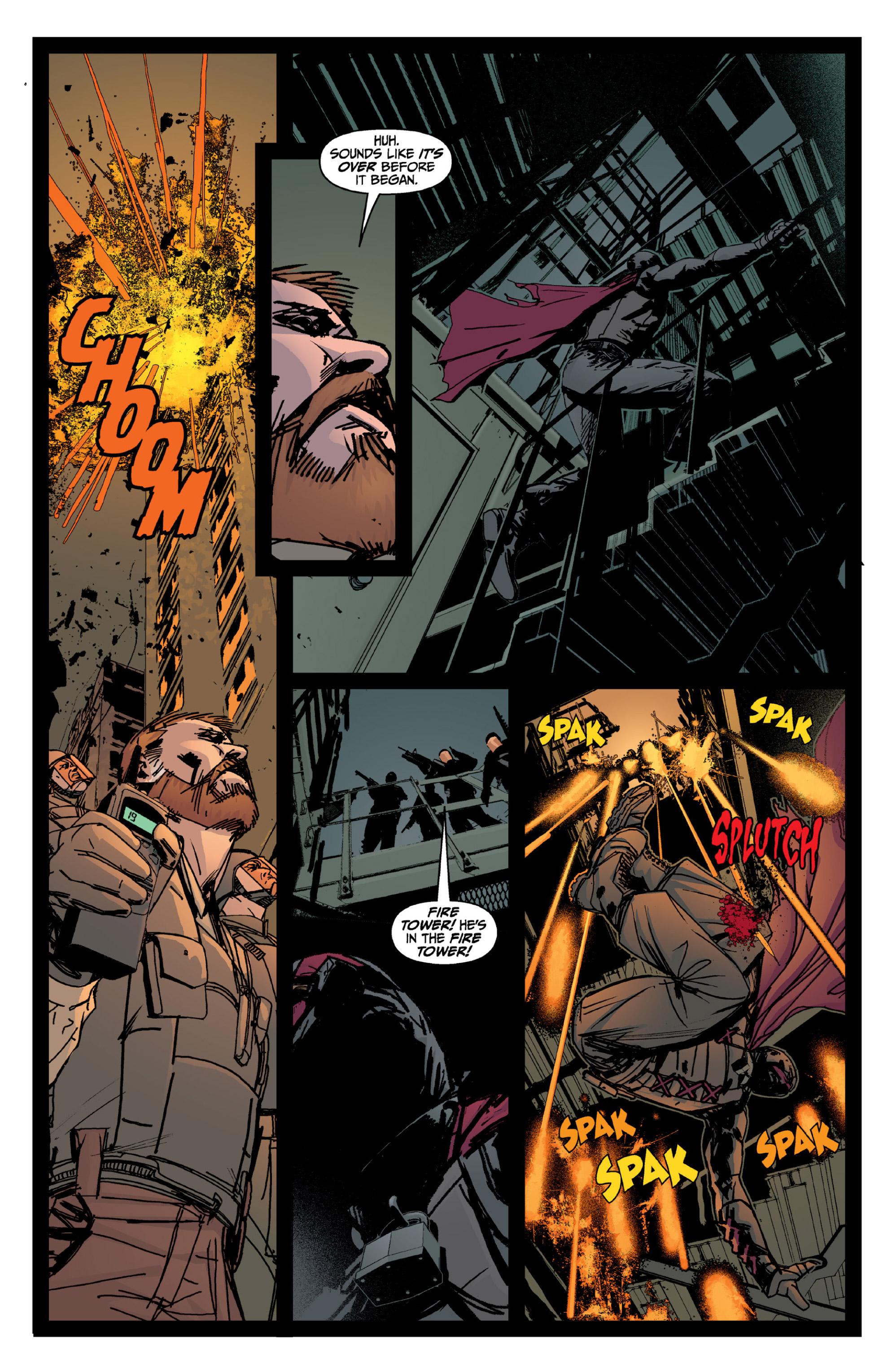 Read online X: Big Bad comic -  Issue # Full - 51