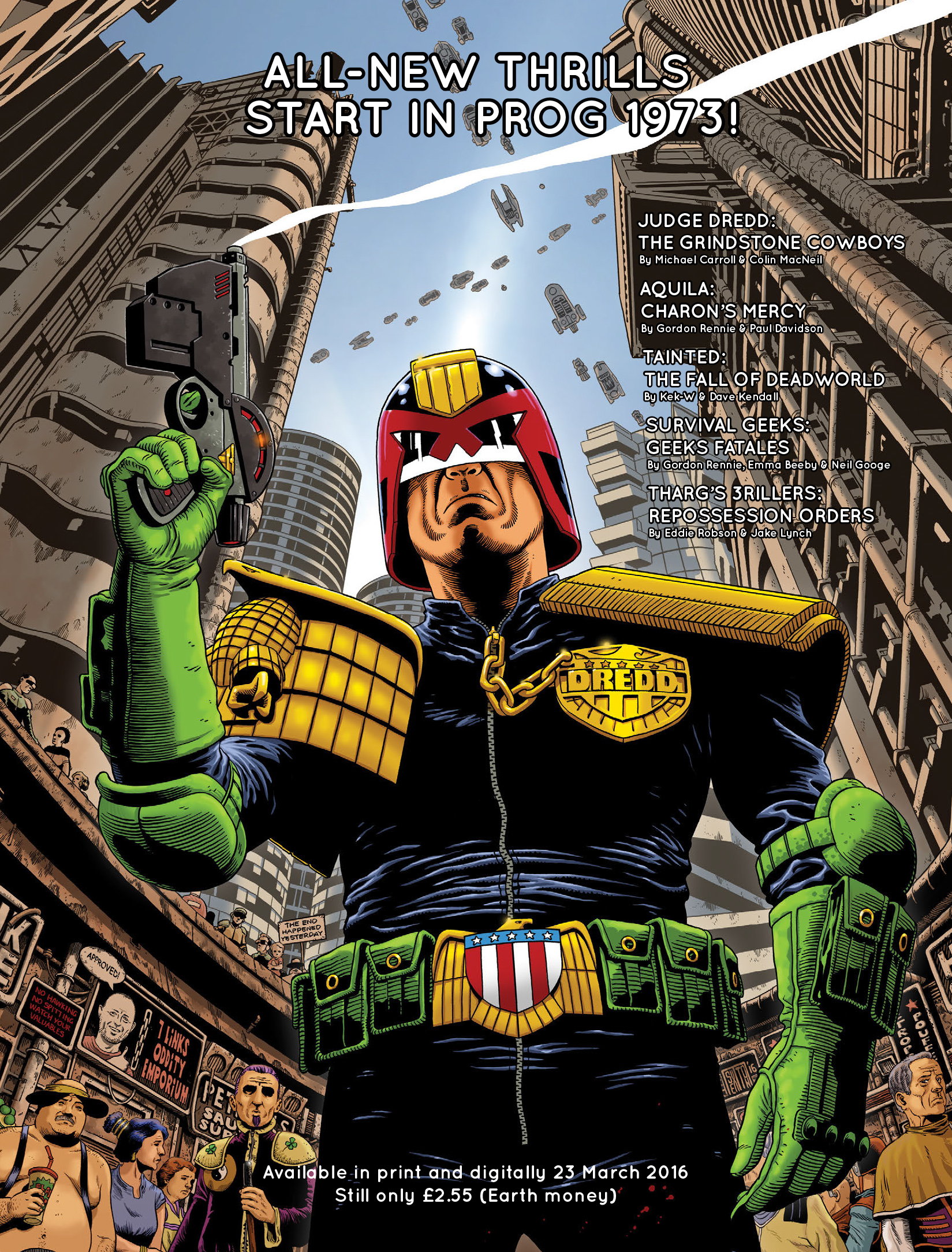 Read online 2000 AD comic -  Issue #1972 - 31