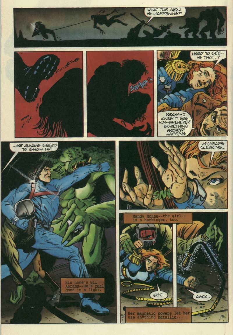 Read online Secret Weapons comic -  Issue #7 - 8