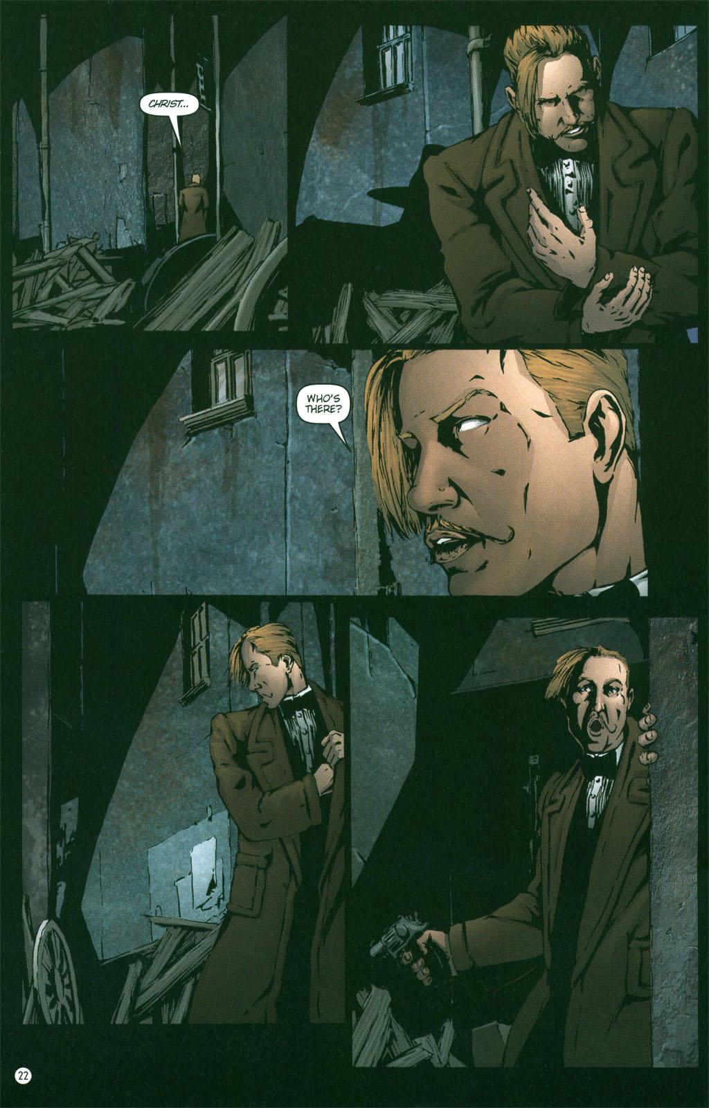 Read online Rex Mundi comic -  Issue #3 - 24