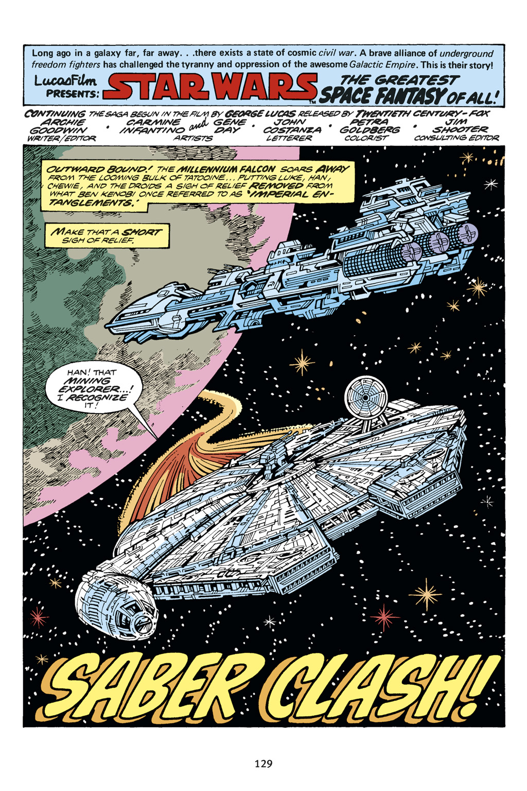 Read online Star Wars Omnibus comic -  Issue # Vol. 14 - 129