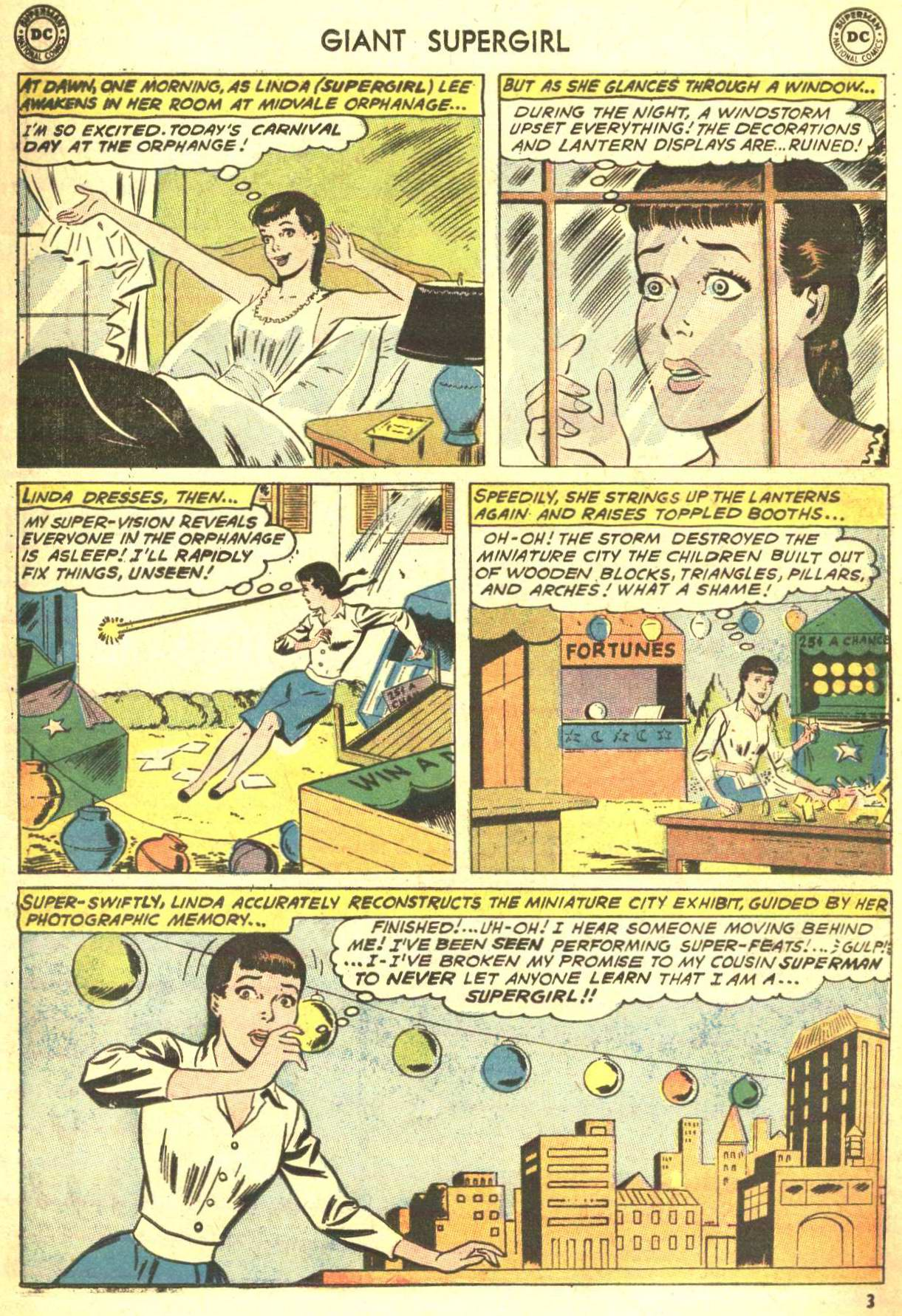 Read online Action Comics (1938) comic -  Issue #360 - 4