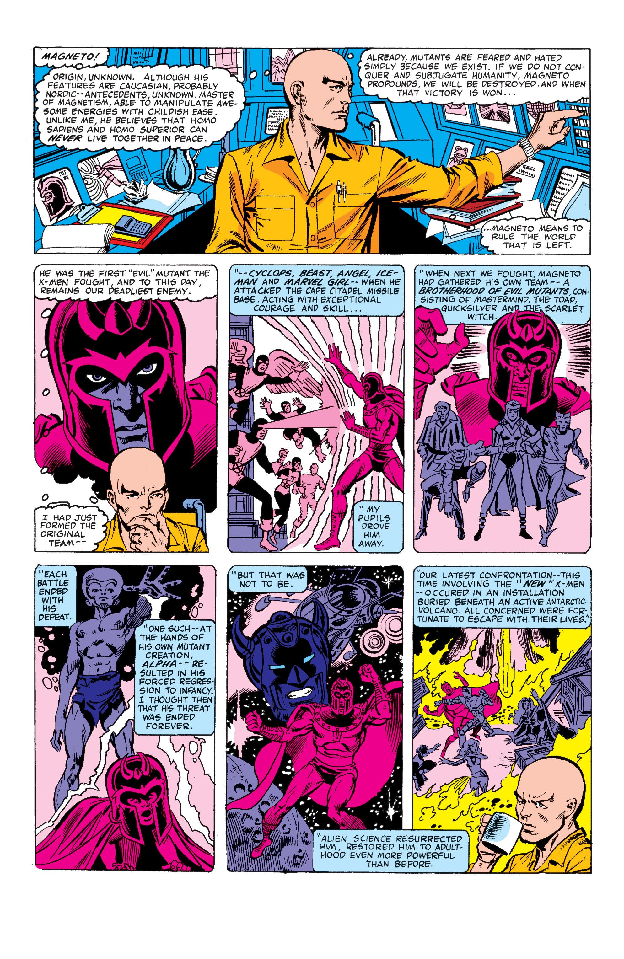 Read online Uncanny X-Men (1963) comic -  Issue #149 - 3
