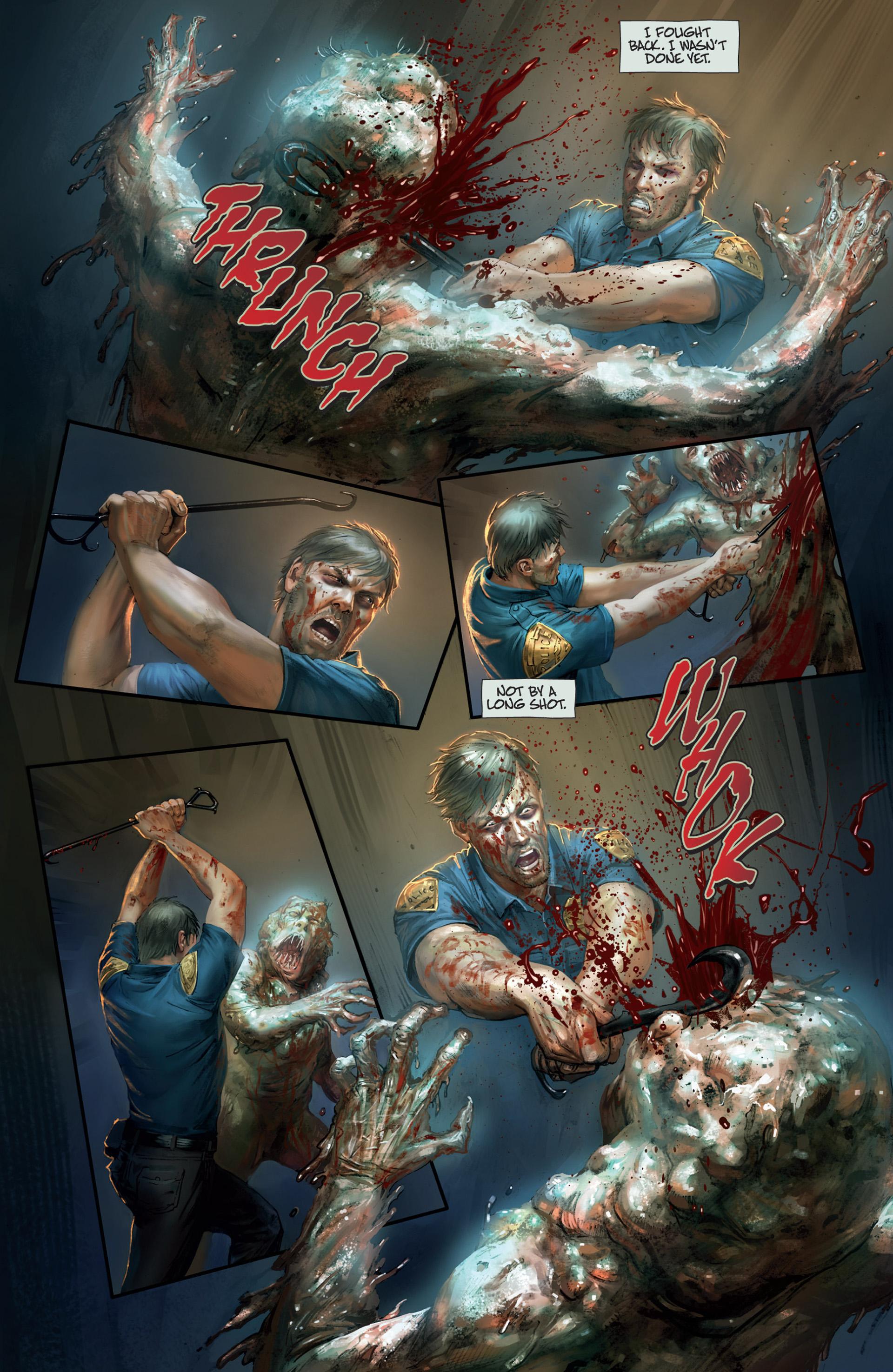 Read online Abattoir comic -  Issue #4 - 23
