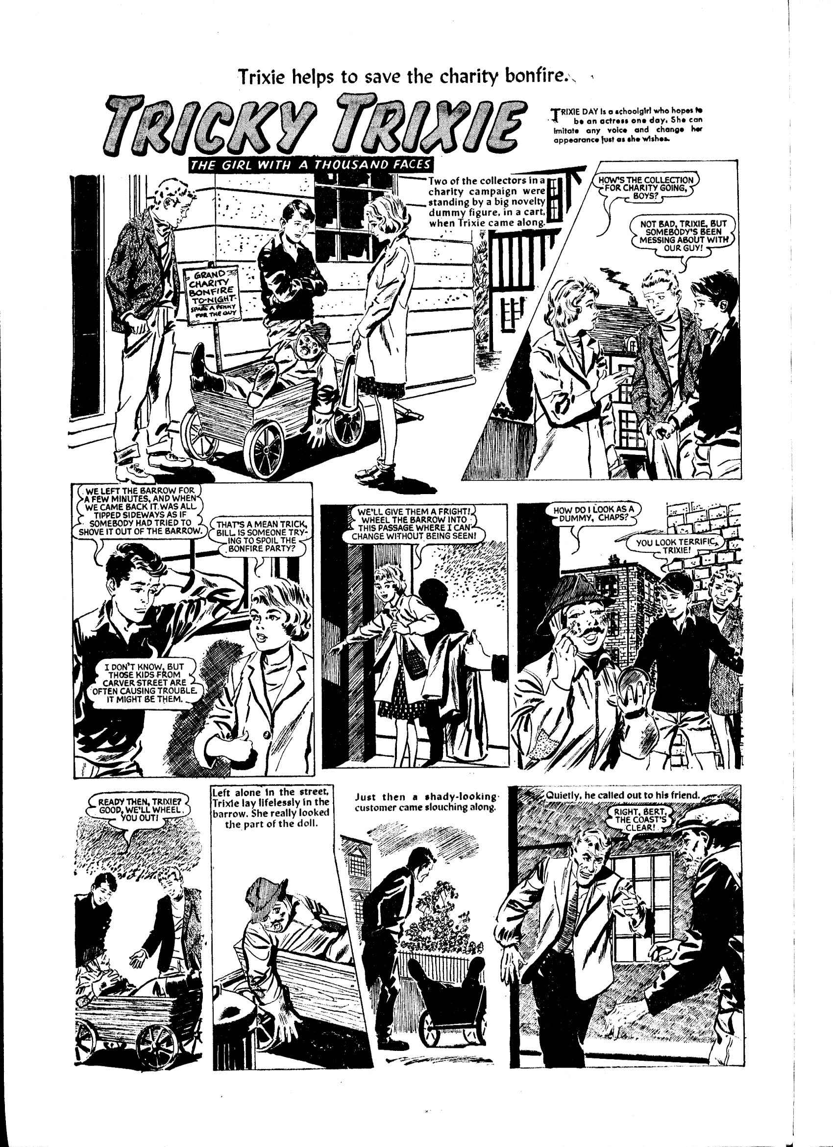 Read online Judy comic -  Issue #48 - 6