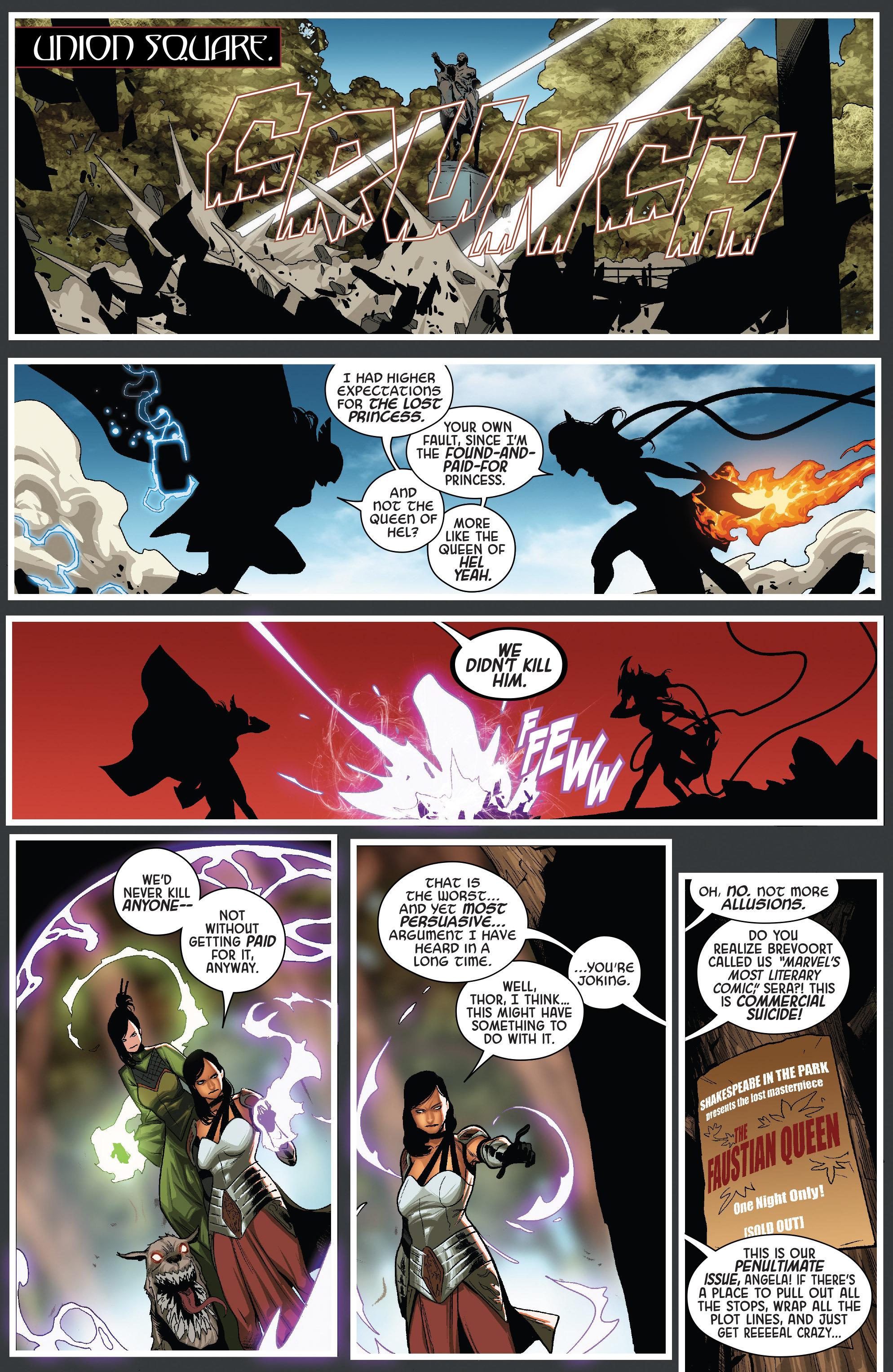 Read online Angela: Queen Of Hel comic -  Issue #6 - 14