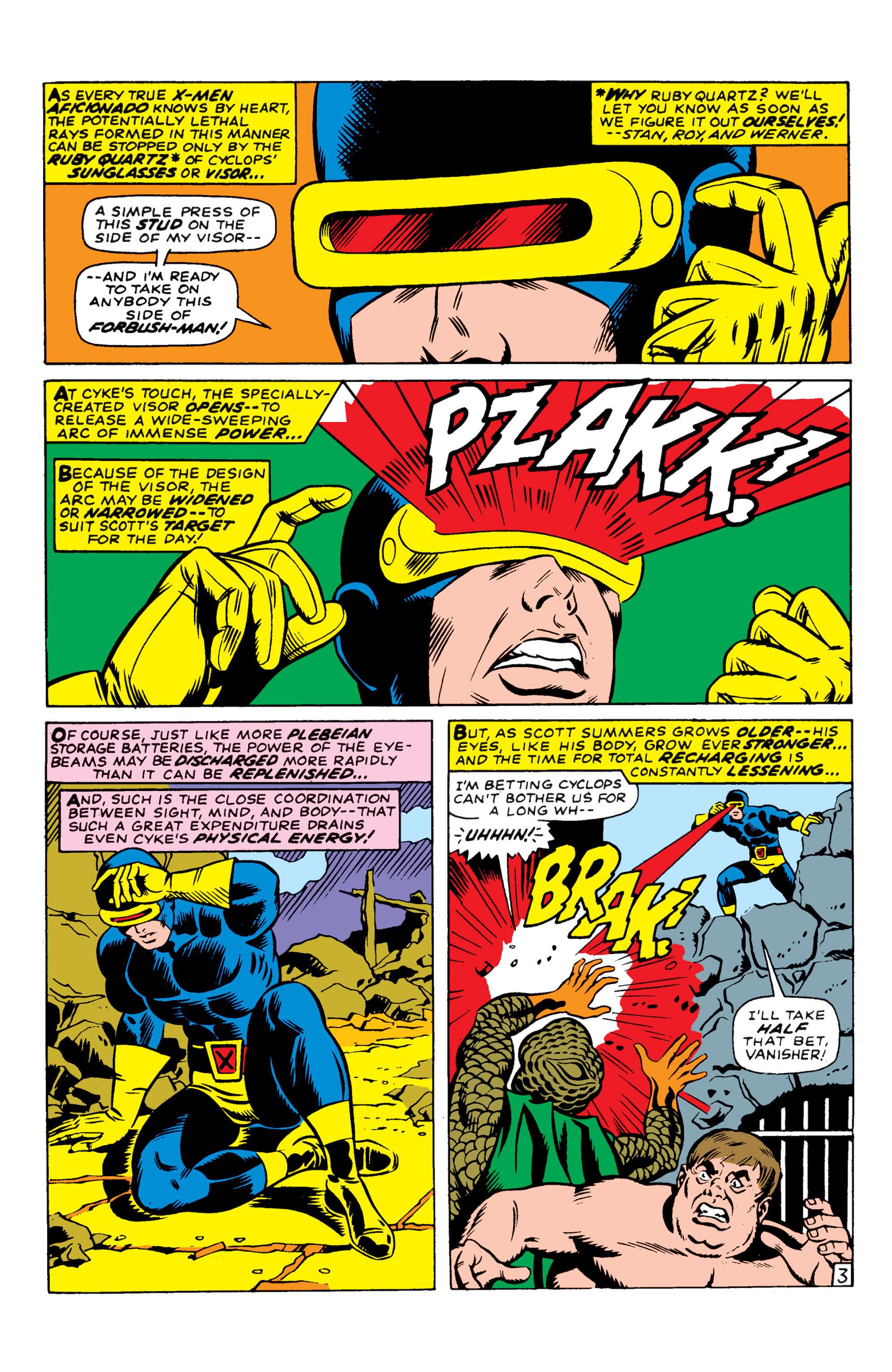 Uncanny X-Men (1963) 43 Page 18