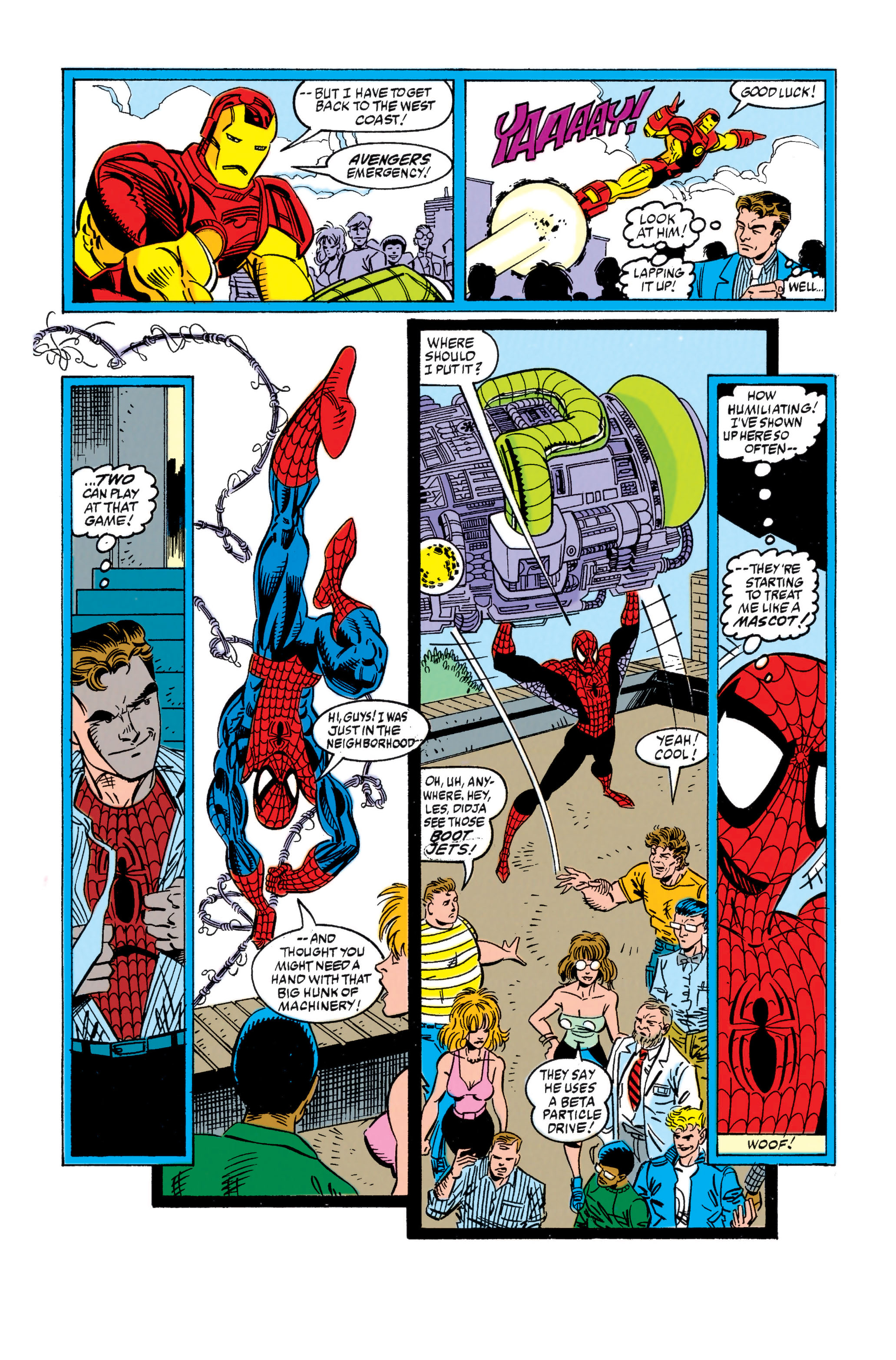 The Amazing Spider-Man (1963) 334 Page 9