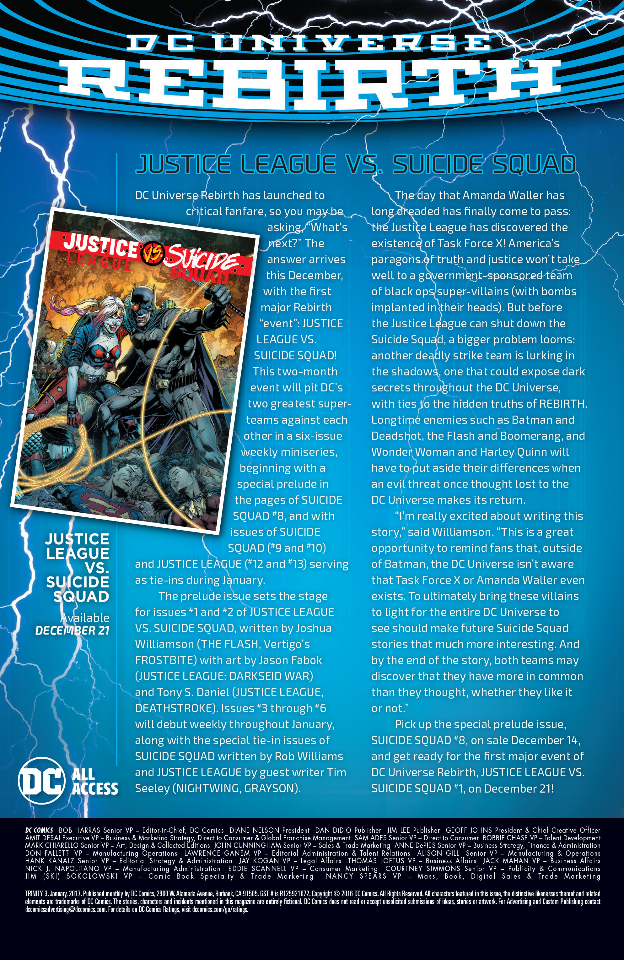 Read online Trinity (2016) comic -  Issue #3 - 22