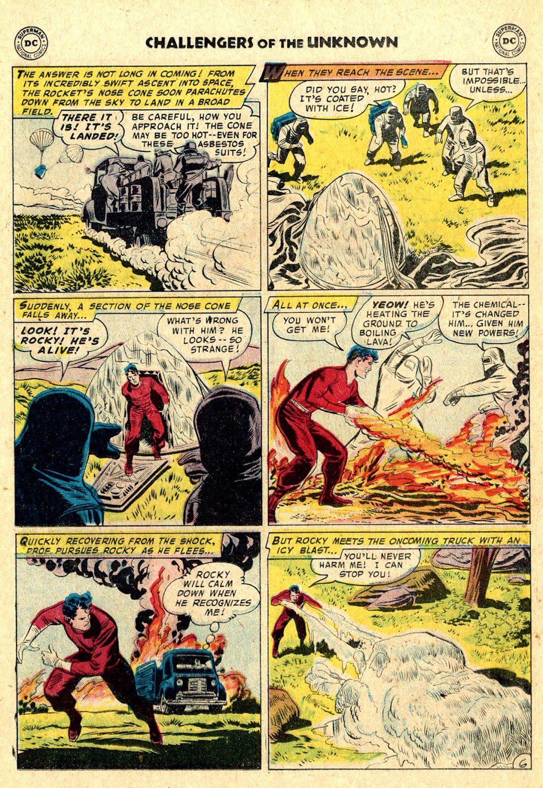 Challengers of the Unknown (1958) issue 3 - Page 24
