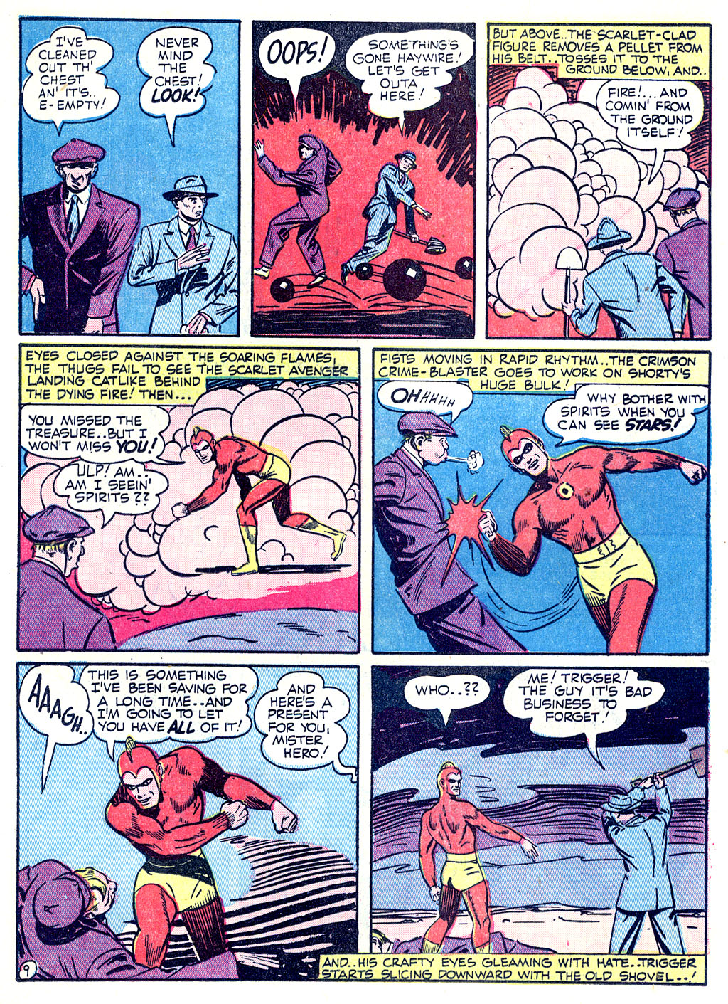 Read online Detective Comics (1937) comic -  Issue #68 - 39