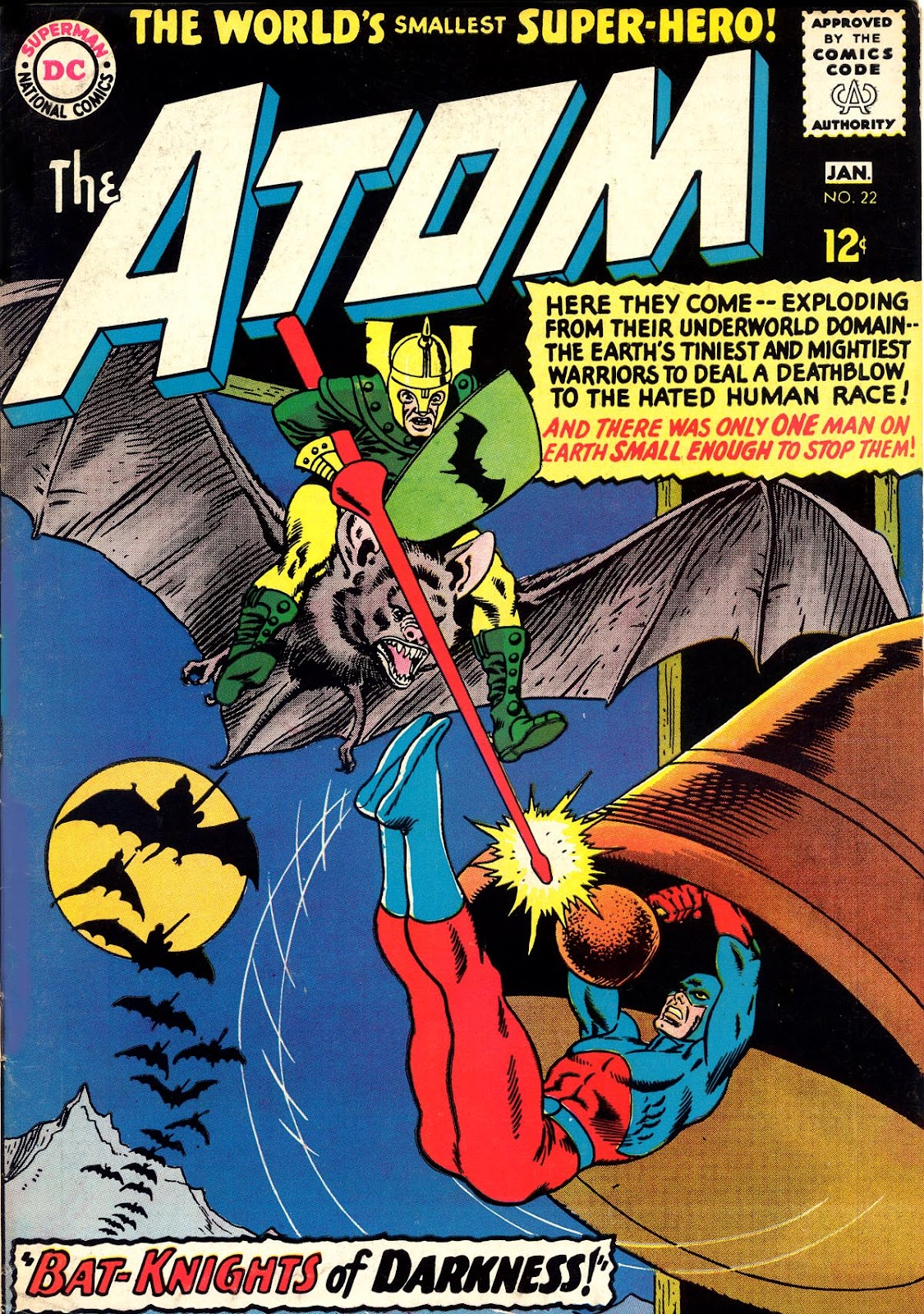 The Atom 22 Page 1