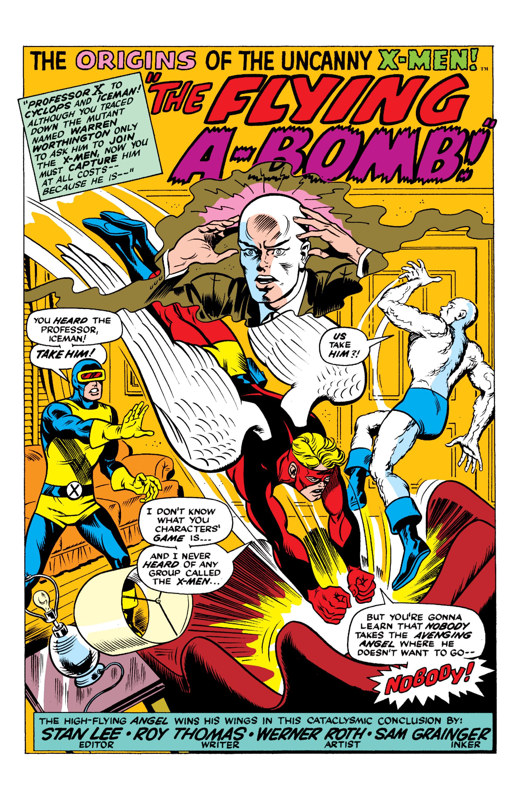 Uncanny X-Men (1963) 56 Page 16