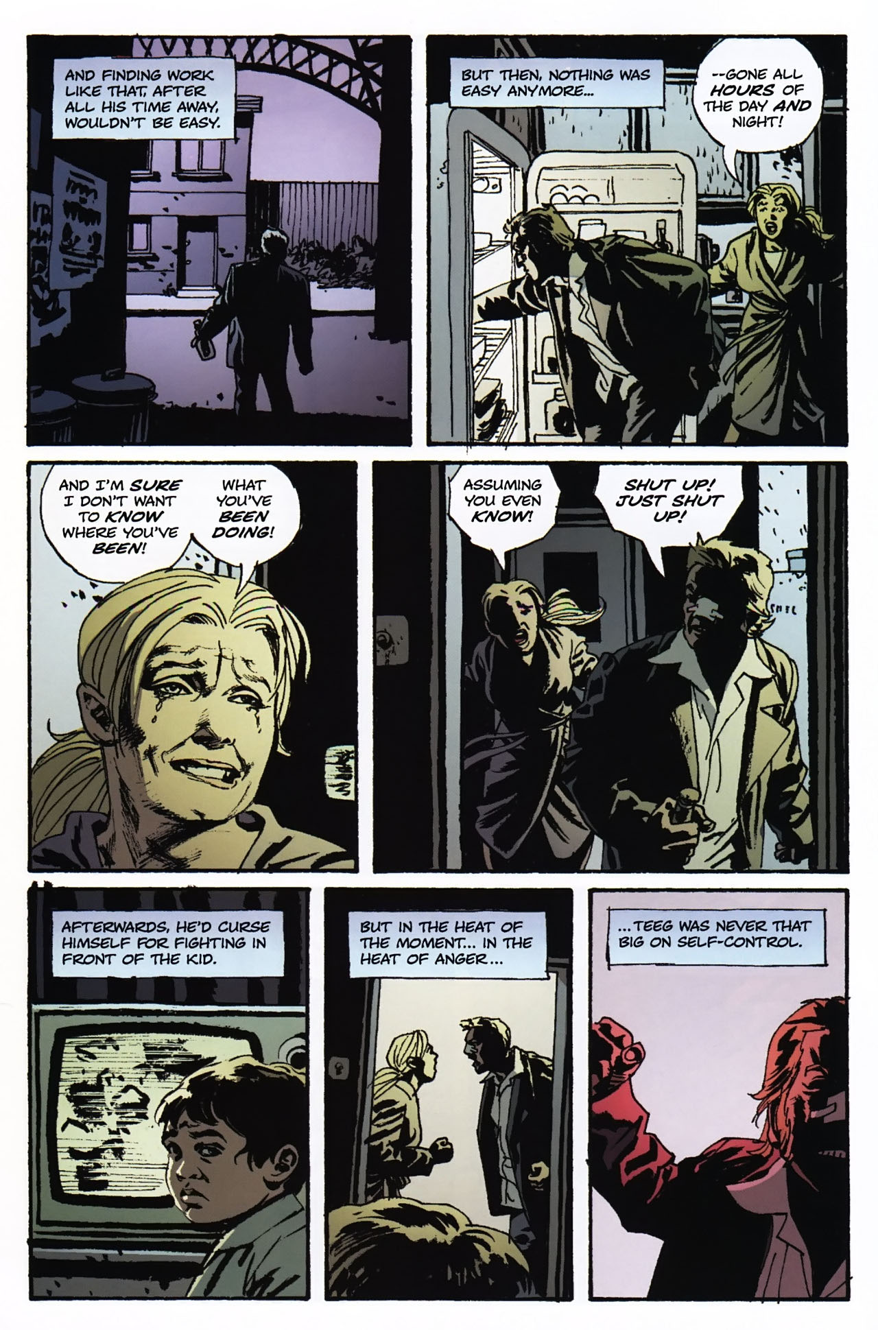 Read online Criminal (2008) comic -  Issue #2 - 13