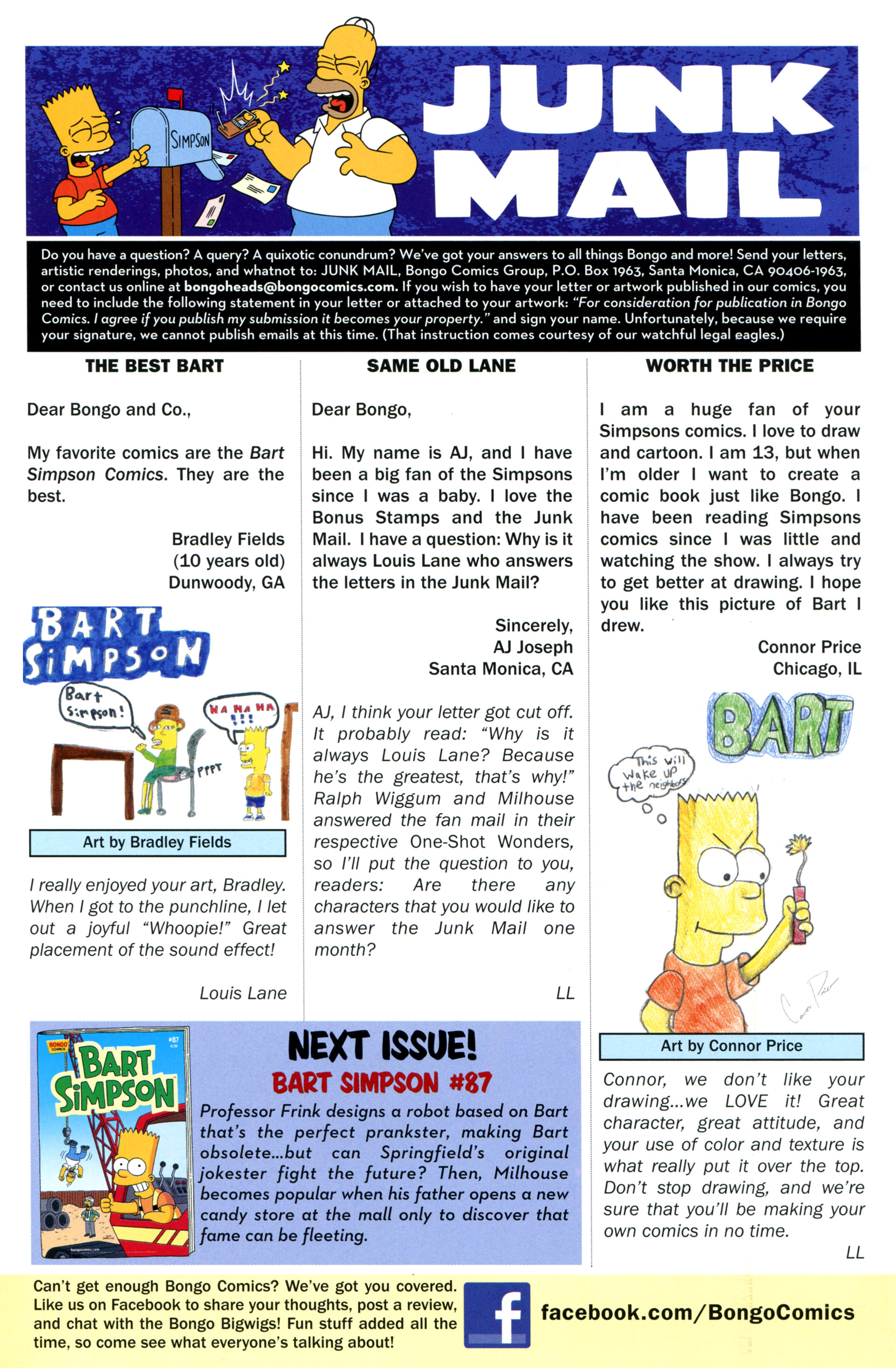 Read online Simpsons Comics Presents Bart Simpson comic -  Issue #86 - 30