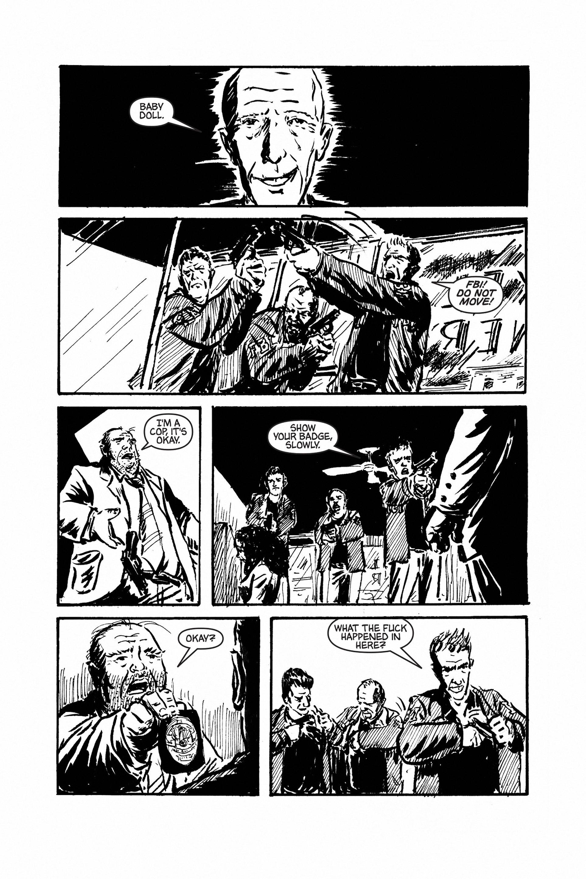 Read online Tumor comic -  Issue # TPB - 207