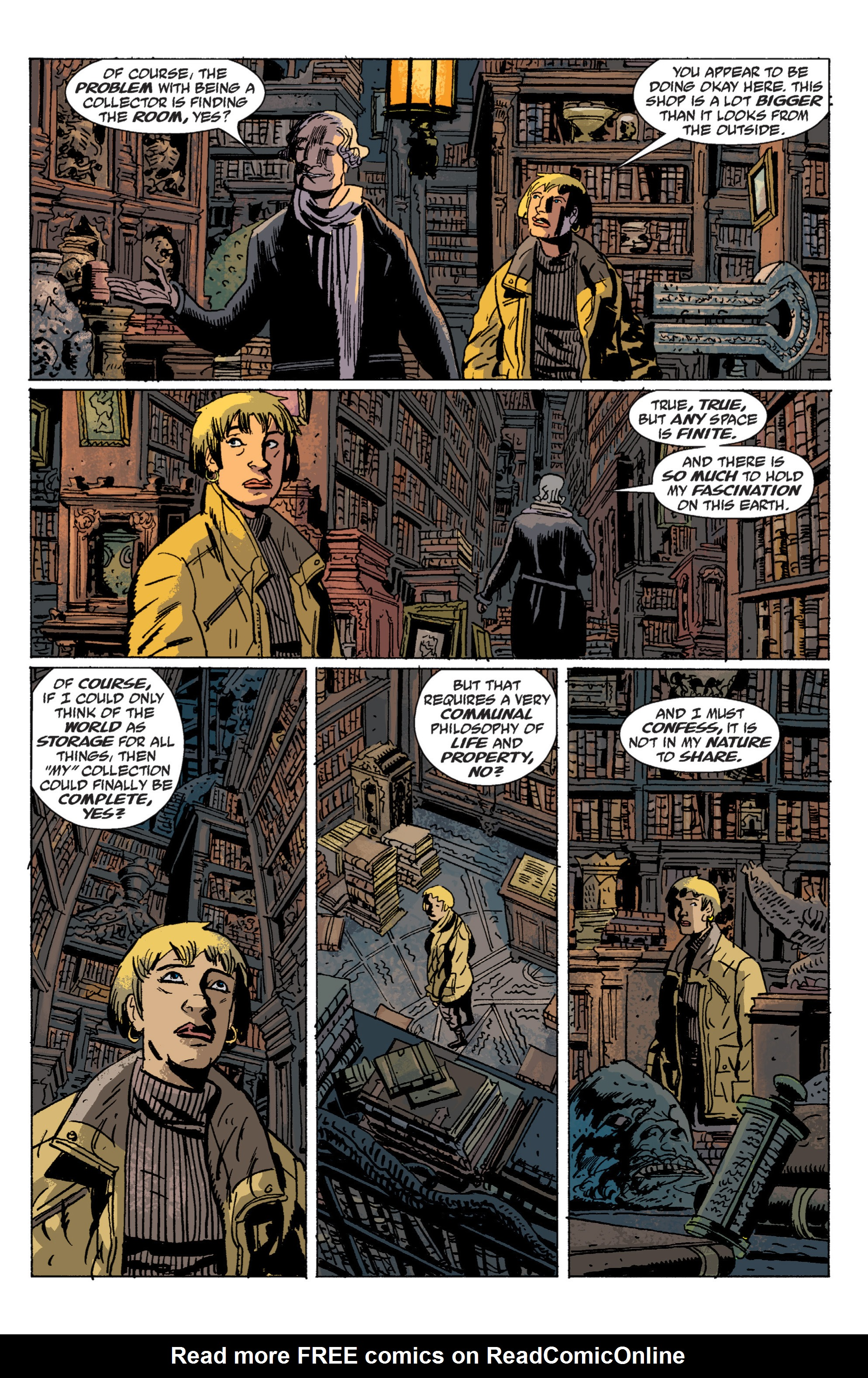 Read online B.P.R.D. (2003) comic -  Issue # TPB 6 - 28