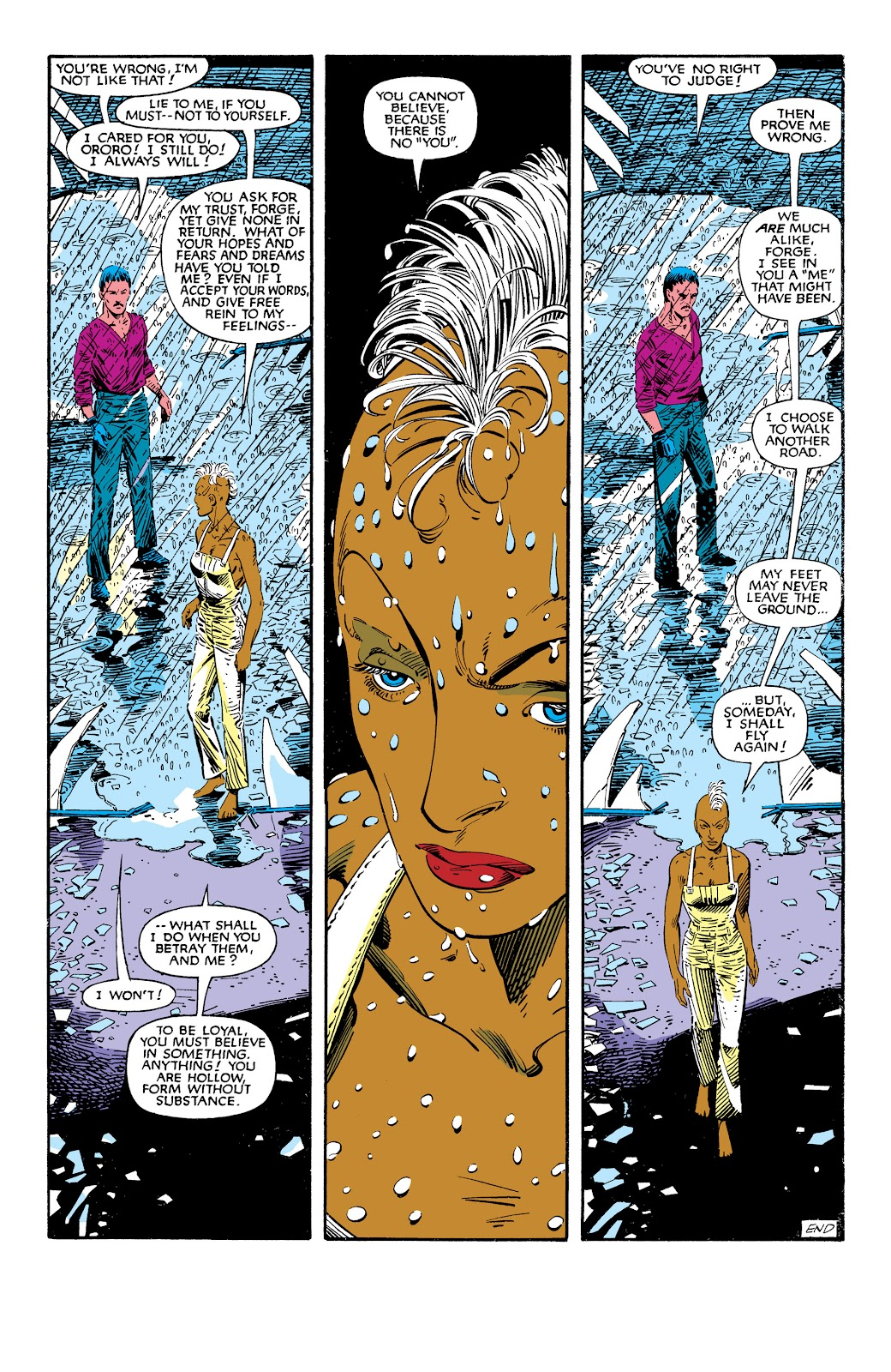 Uncanny X-Men (1963) issue 186 - Page 41