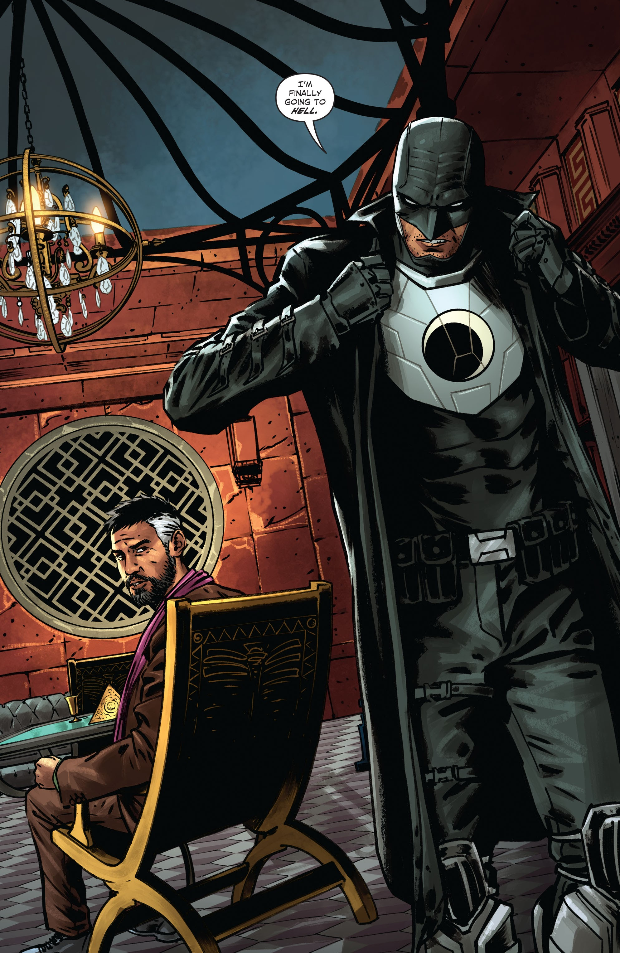 Midnighter and Apollo #_TPB #7 - English 50