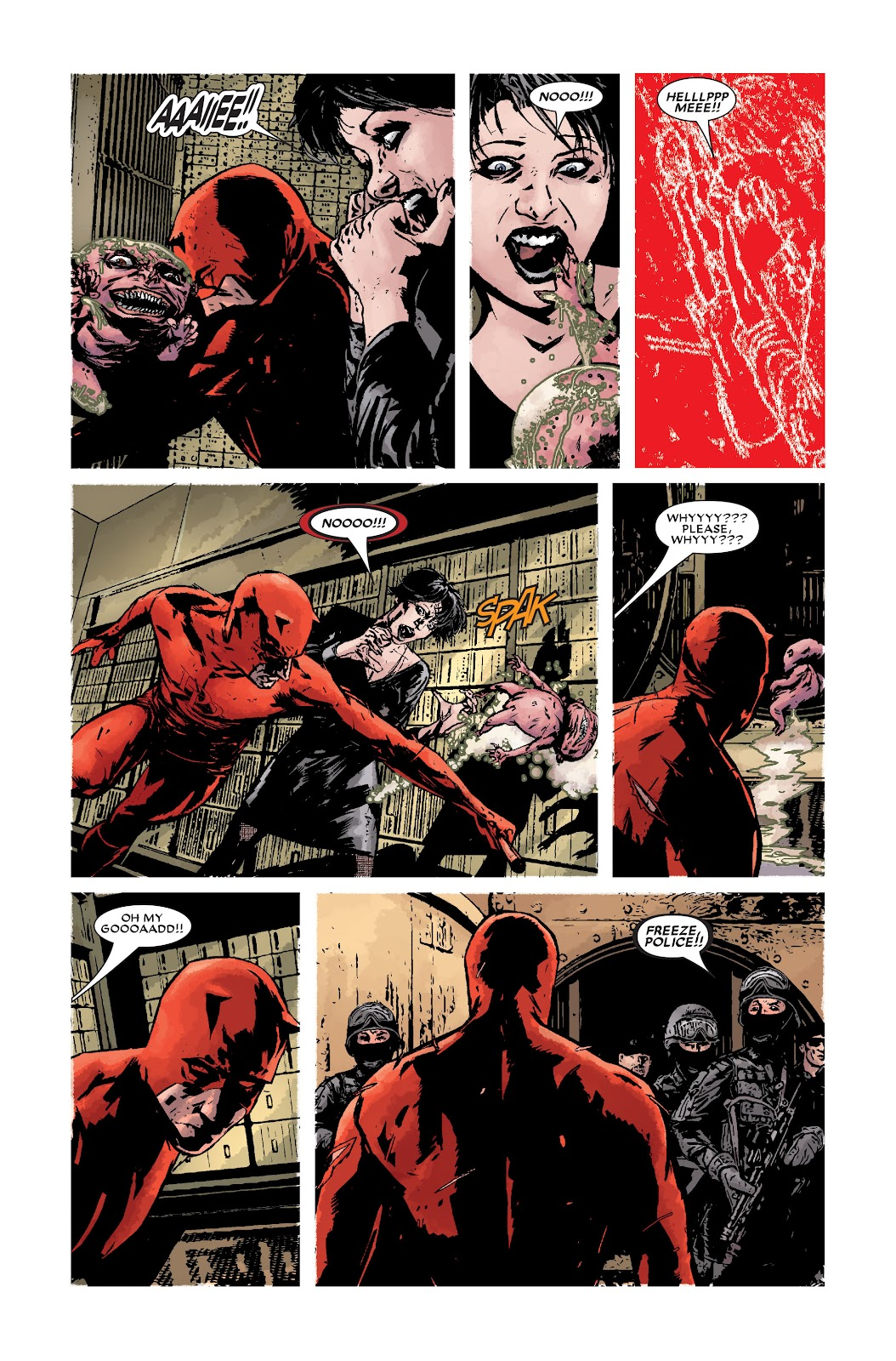 Read online Daredevil (1998) comic -  Issue # _Ultimate_Collection TPB 3 (Part 3) - 10