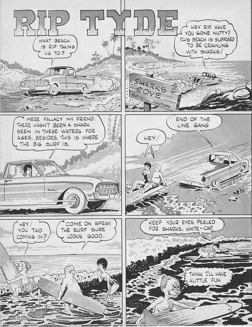 Drag Cartoons issue 1 - Page 40