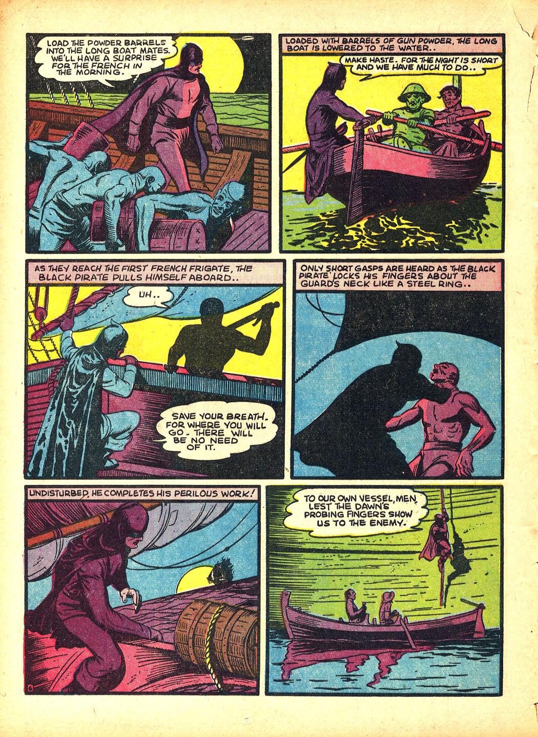 Read online Sensation (Mystery) Comics comic -  Issue #5 - 22