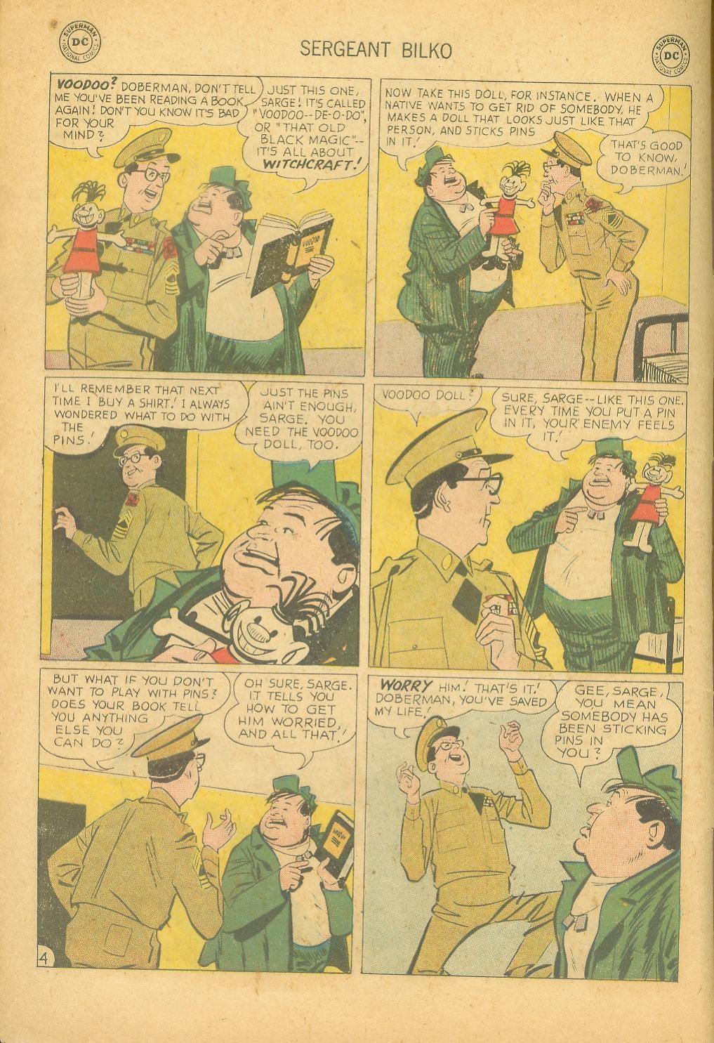Sergeant Bilko issue 8 - Page 6