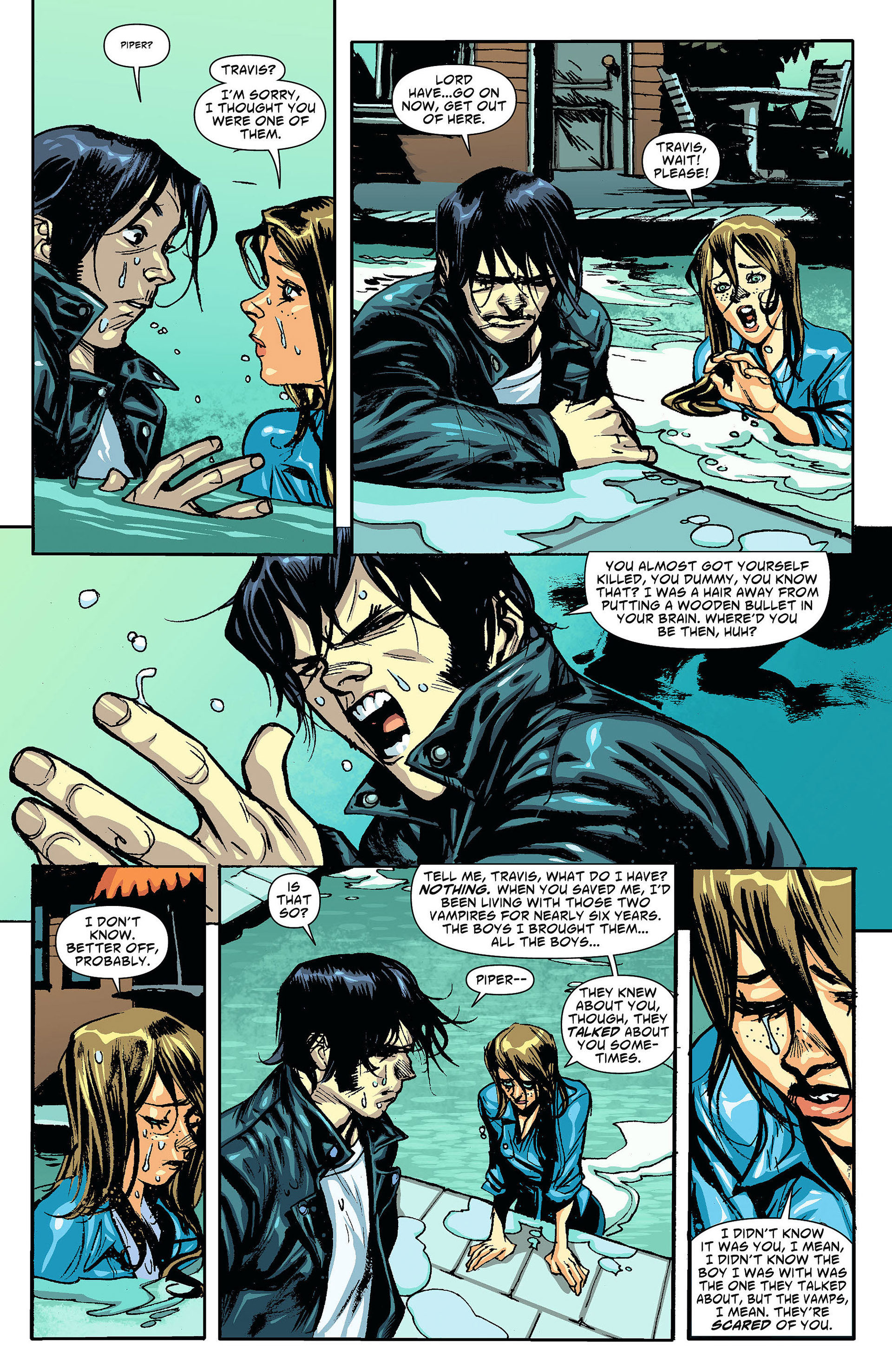 Read online American Vampire comic -  Issue #23 - 16