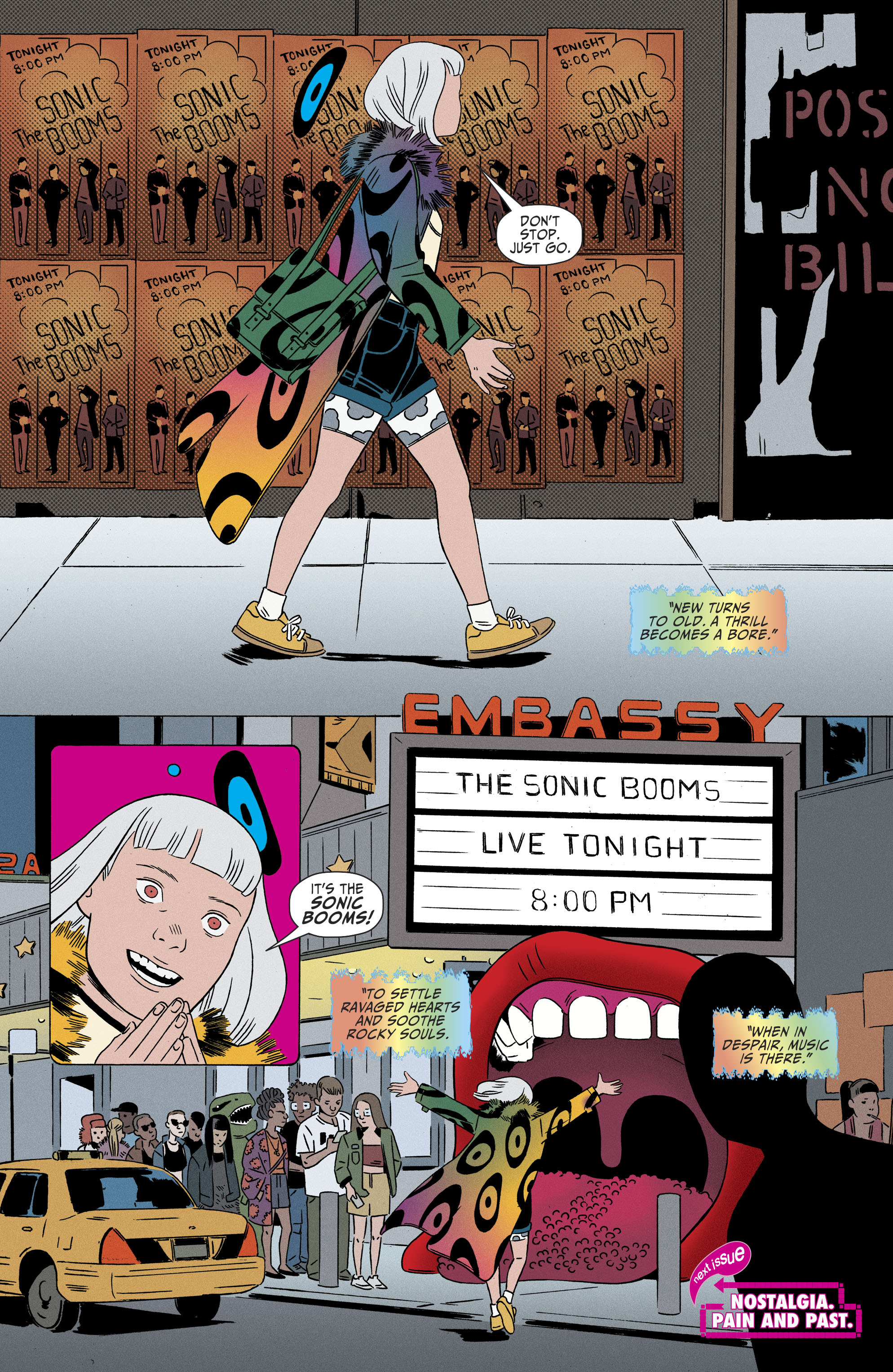Read online Shade, the Changing Girl comic -  Issue #8 - 24