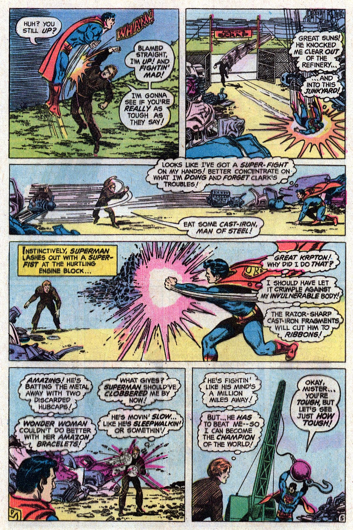 Action Comics (1938) 452 Page 5