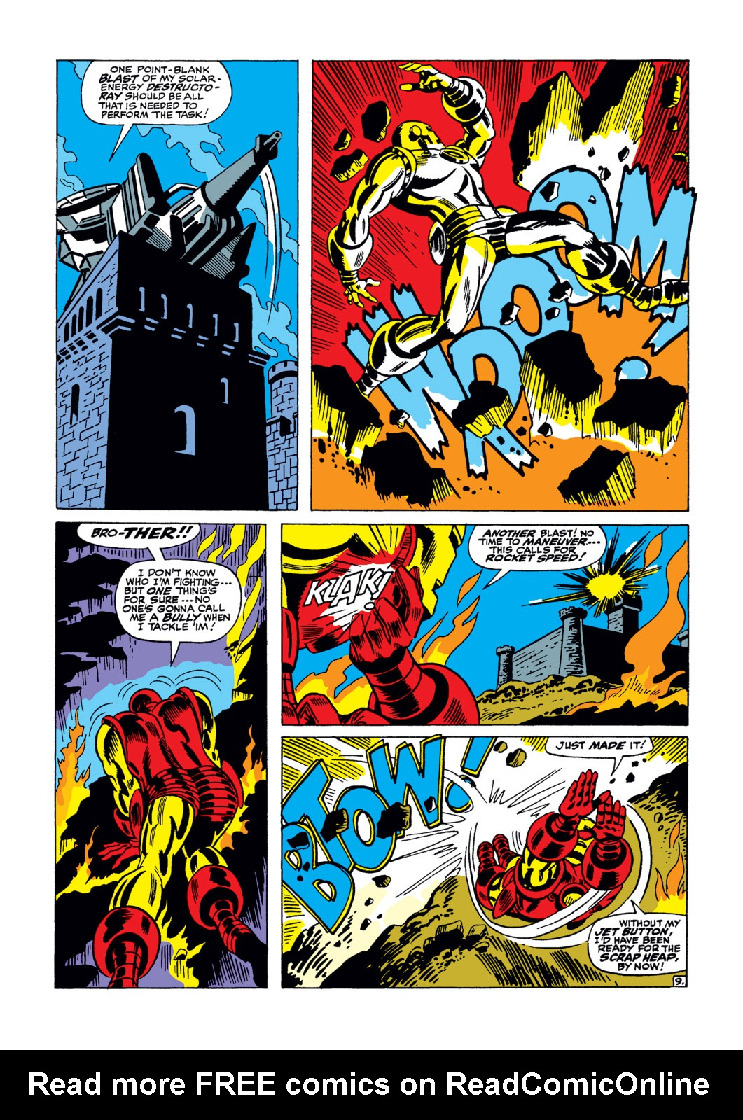 Tales of Suspense (1959) issue 92 - Page 10