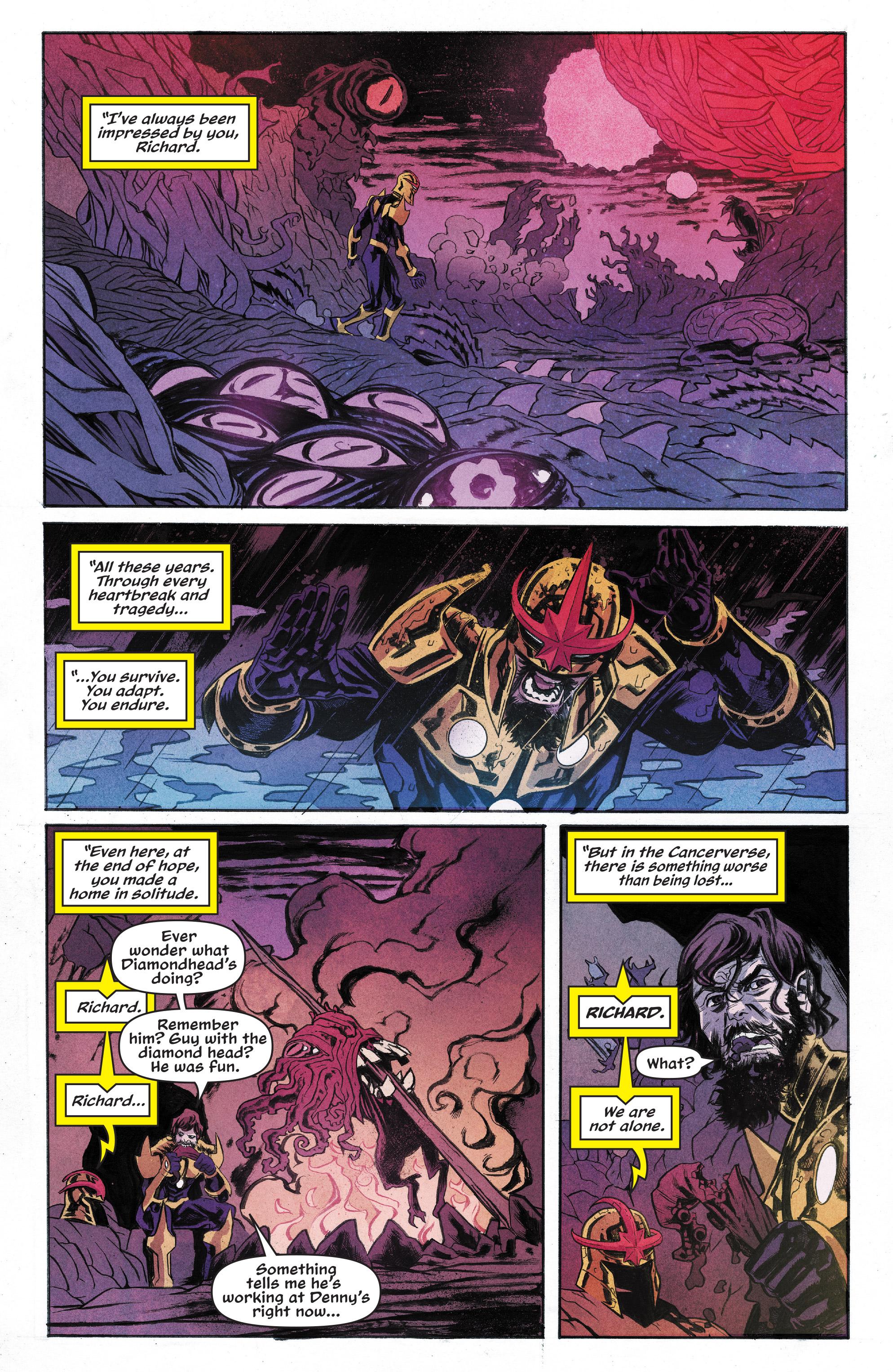 Read online Nova (2017) comic -  Issue #6 - 9