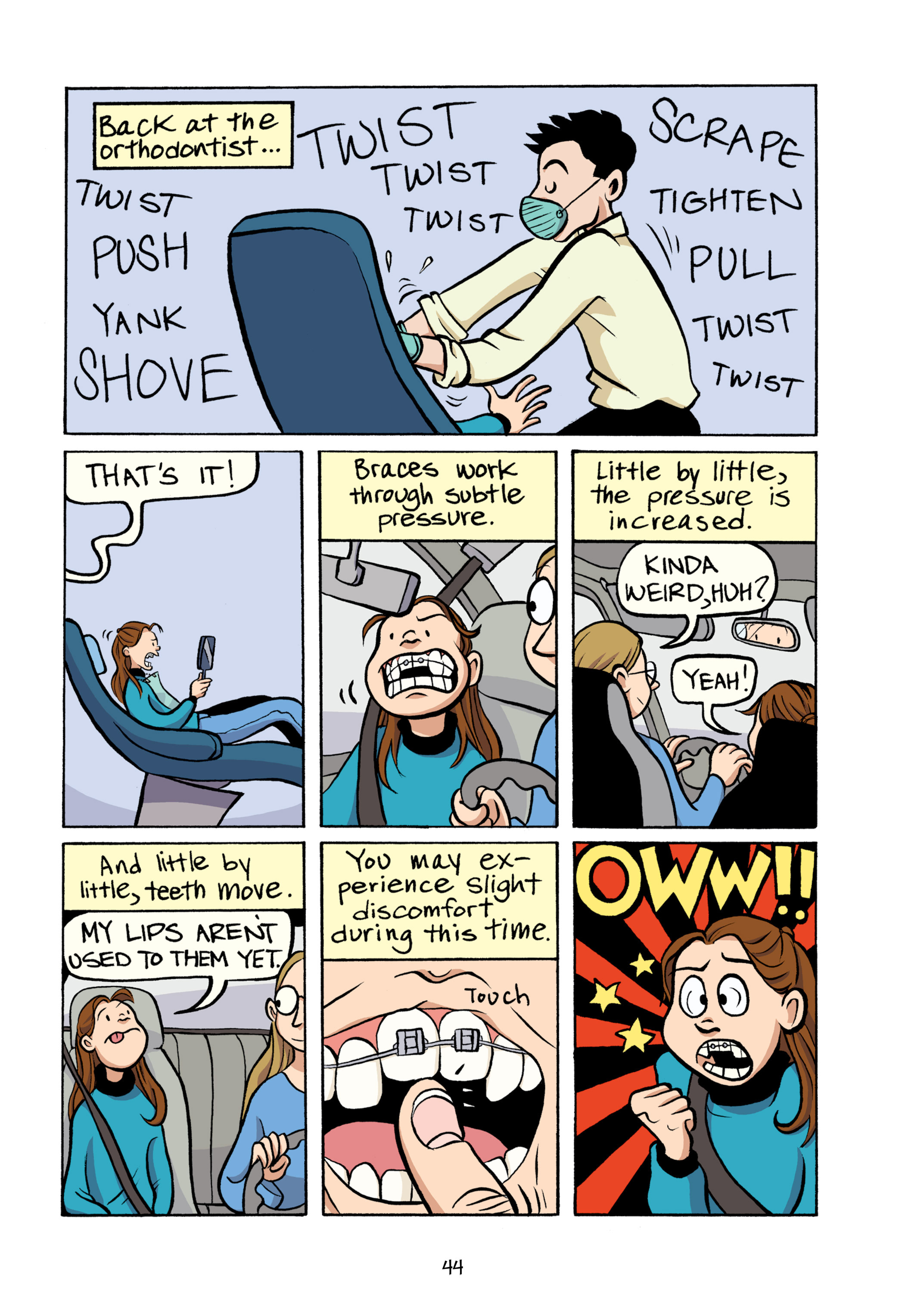 Read online Smile comic -  Issue # TPB - 50